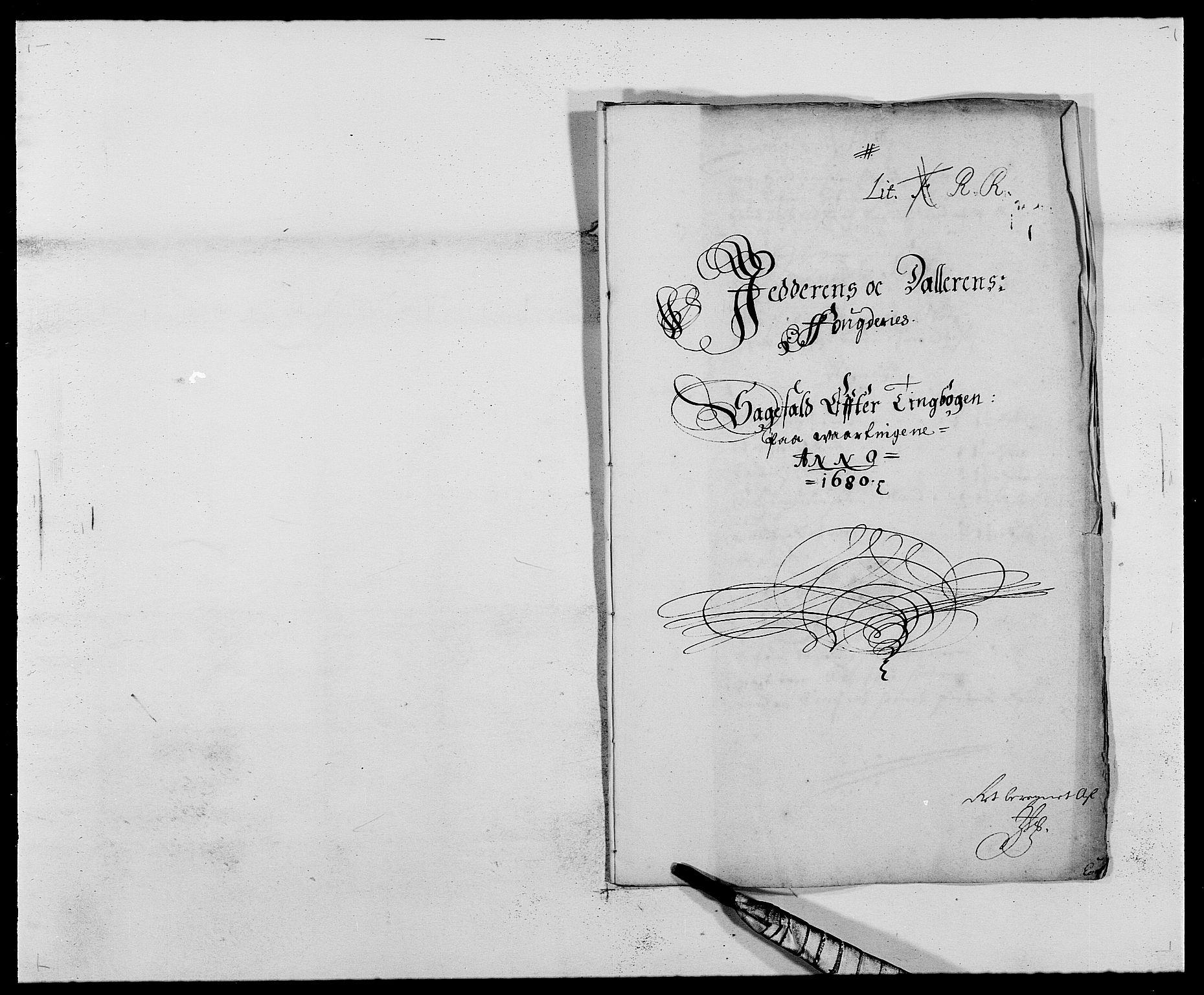 RA, Rentekammeret inntil 1814, Reviderte regnskaper, Fogderegnskap, R46/L2721: Fogderegnskap Jæren og Dalane, 1680, s. 198