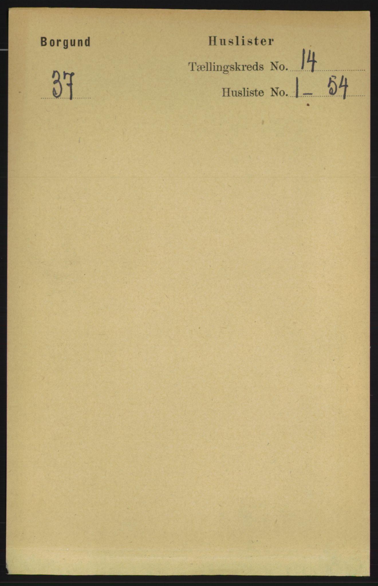 RA, Folketelling 1891 for 1531 Borgund herred, 1891, s. 4021