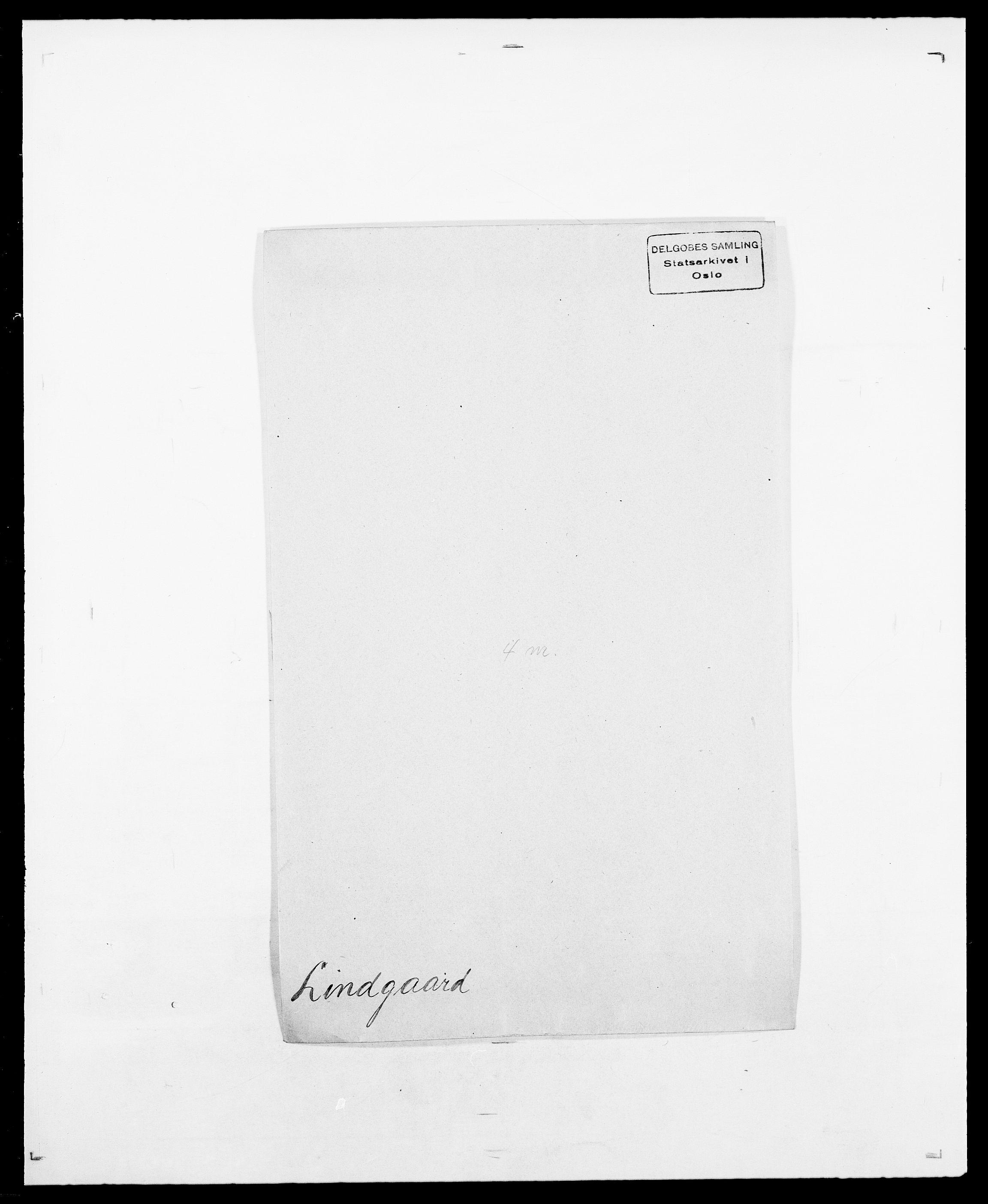 SAO, Delgobe, Charles Antoine - samling, D/Da/L0023: Lau - Lirvyn, s. 603