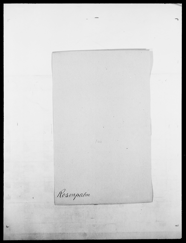 SAO, Delgobe, Charles Antoine - samling, D/Da/L0033: Roald - Røyem, s. 267