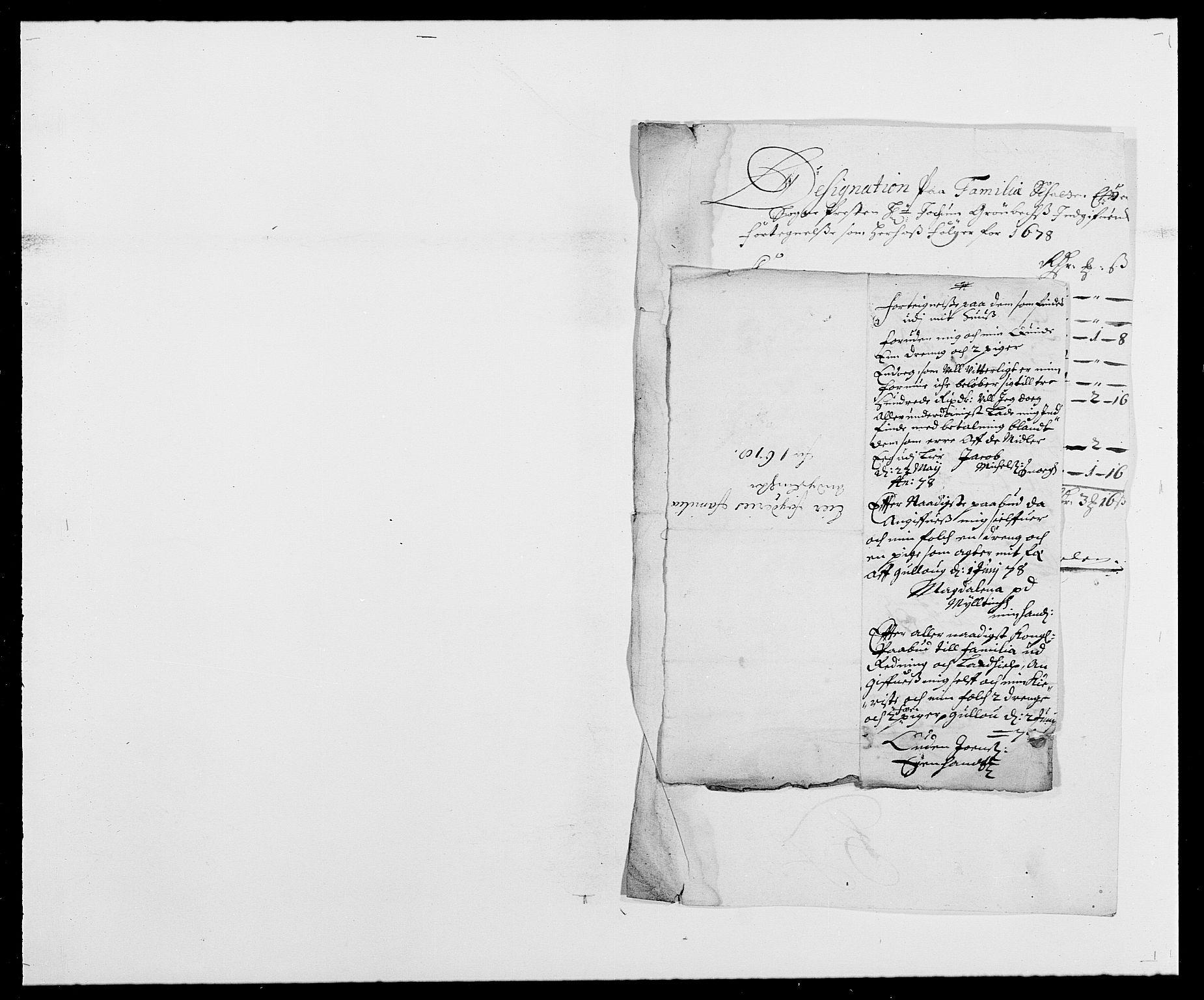 RA, Rentekammeret inntil 1814, Reviderte regnskaper, Fogderegnskap, R27/L1686: Fogderegnskap Lier, 1678-1686, s. 105
