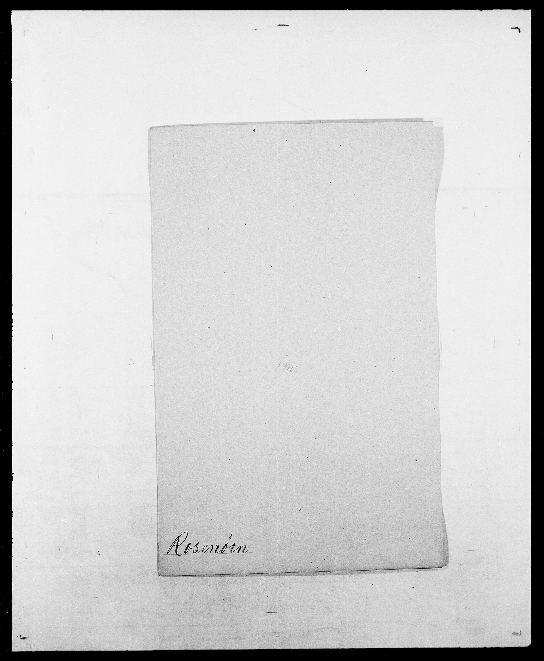 SAO, Delgobe, Charles Antoine - samling, D/Da/L0033: Roald - Røyem, s. 304