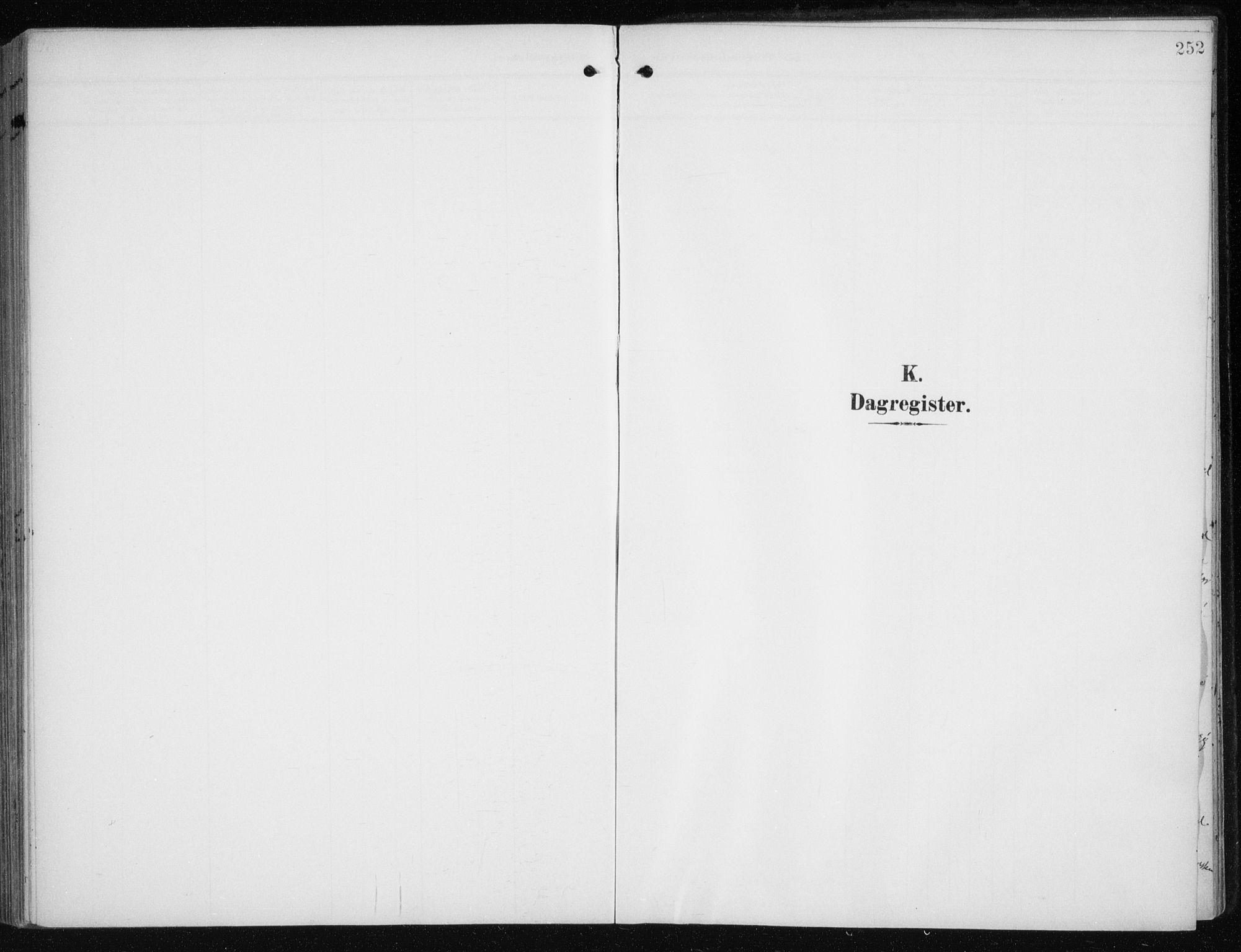 SATØ, Måsøy sokneprestkontor, H/Ha/L0009kirke: Ministerialbok nr. 9, 1903-1914, s. 252