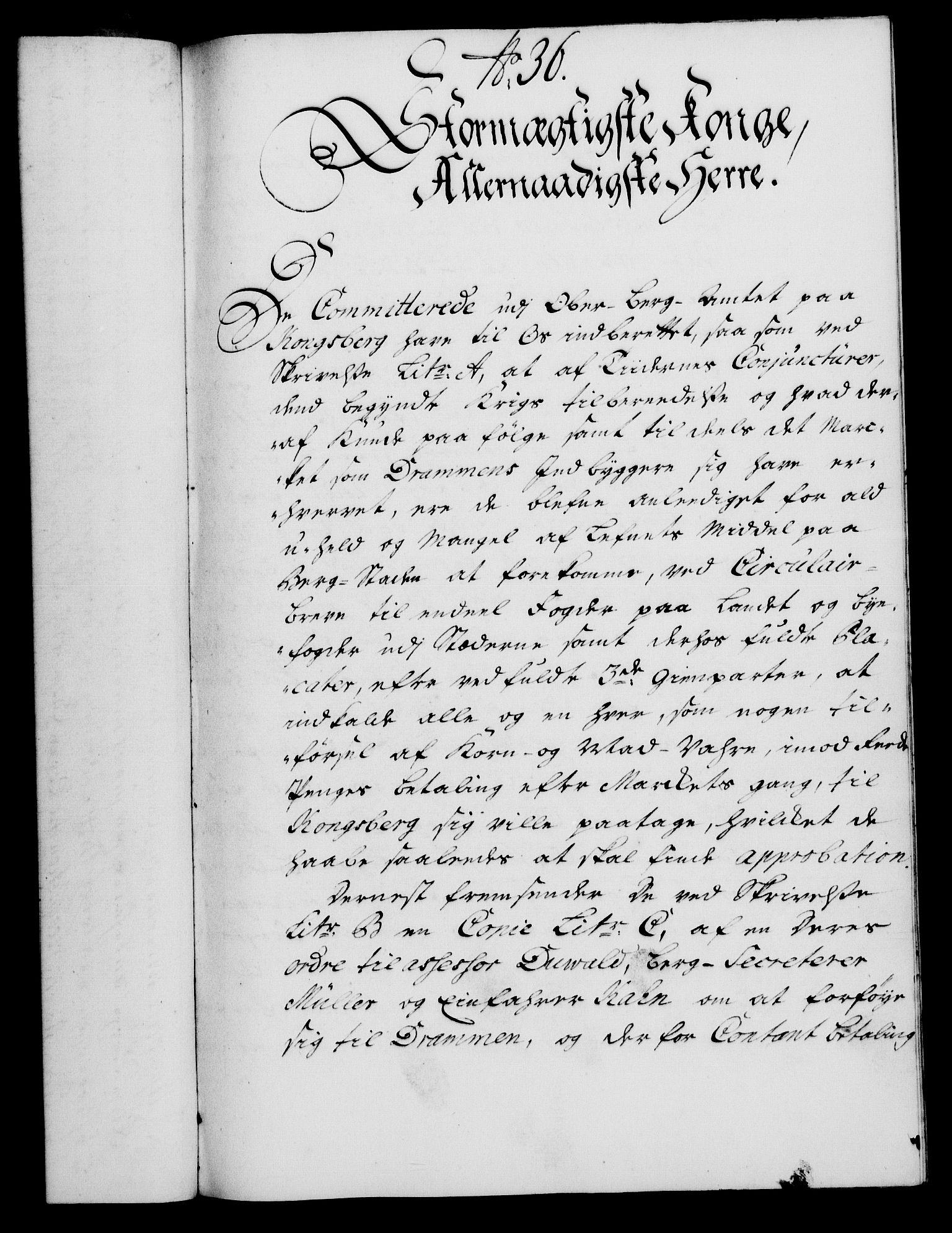 RA, Rentekammeret, Kammerkanselliet, G/Gf/Gfa/L0022: Norsk relasjons- og resolusjonsprotokoll (merket RK 52.22), 1739, s. 297