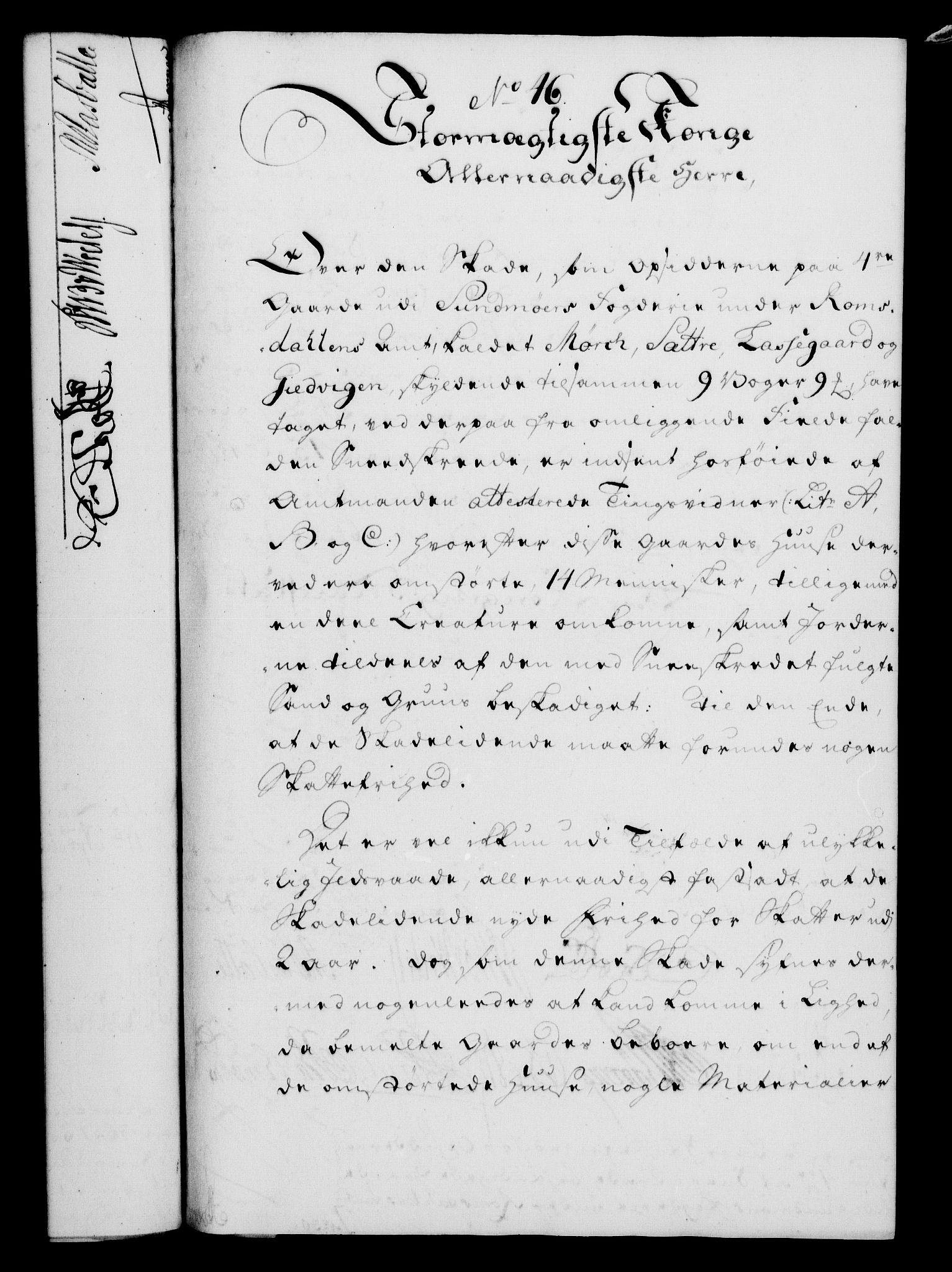 RA, Rentekammeret, Kammerkanselliet, G/Gf/Gfa/L0039: Norsk relasjons- og resolusjonsprotokoll (merket RK 52.39), 1757, s. 259