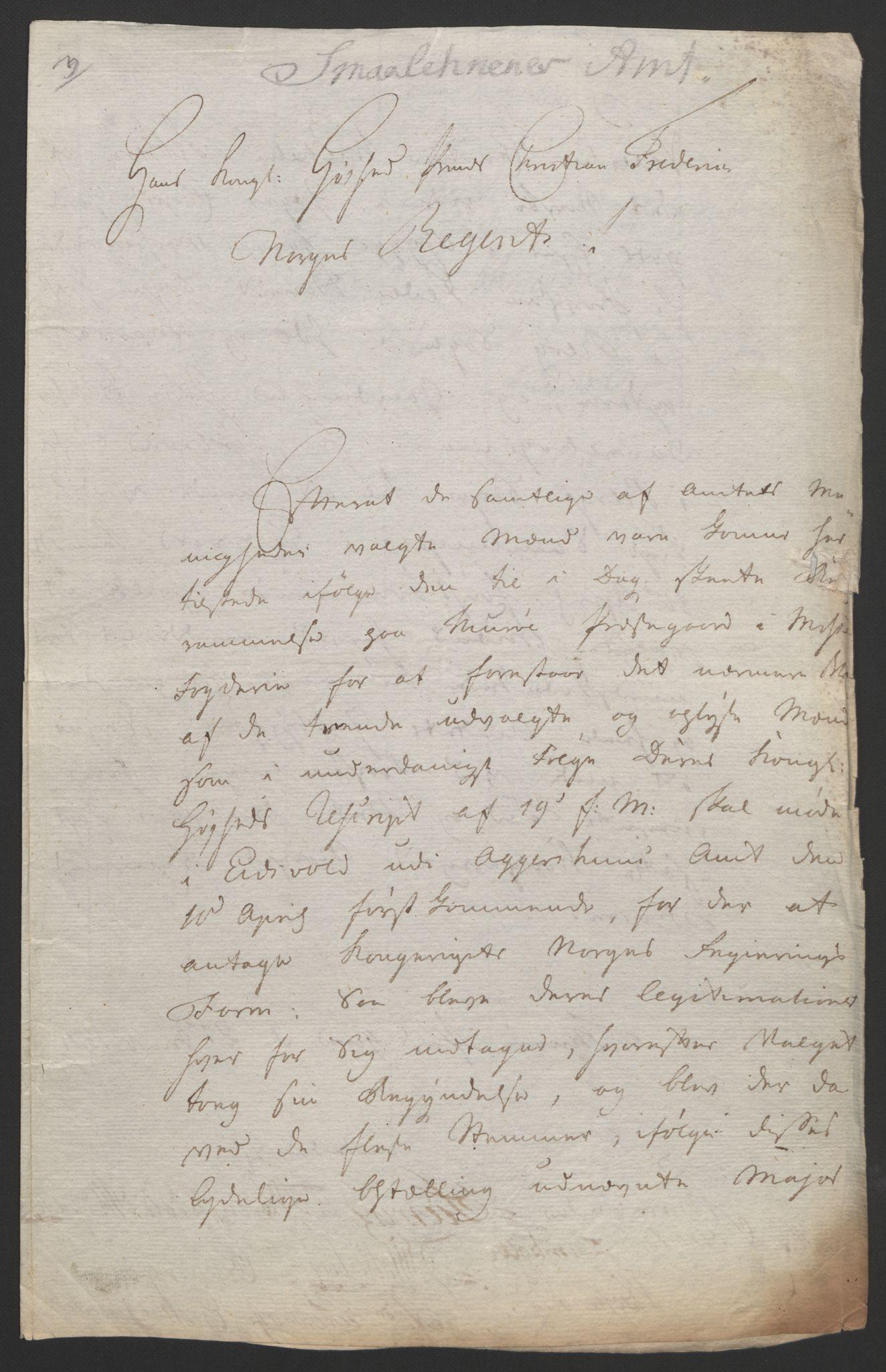 RA, Statsrådssekretariatet, D/Db/L0007: Fullmakter for Eidsvollsrepresentantene i 1814. , 1814, s. 138