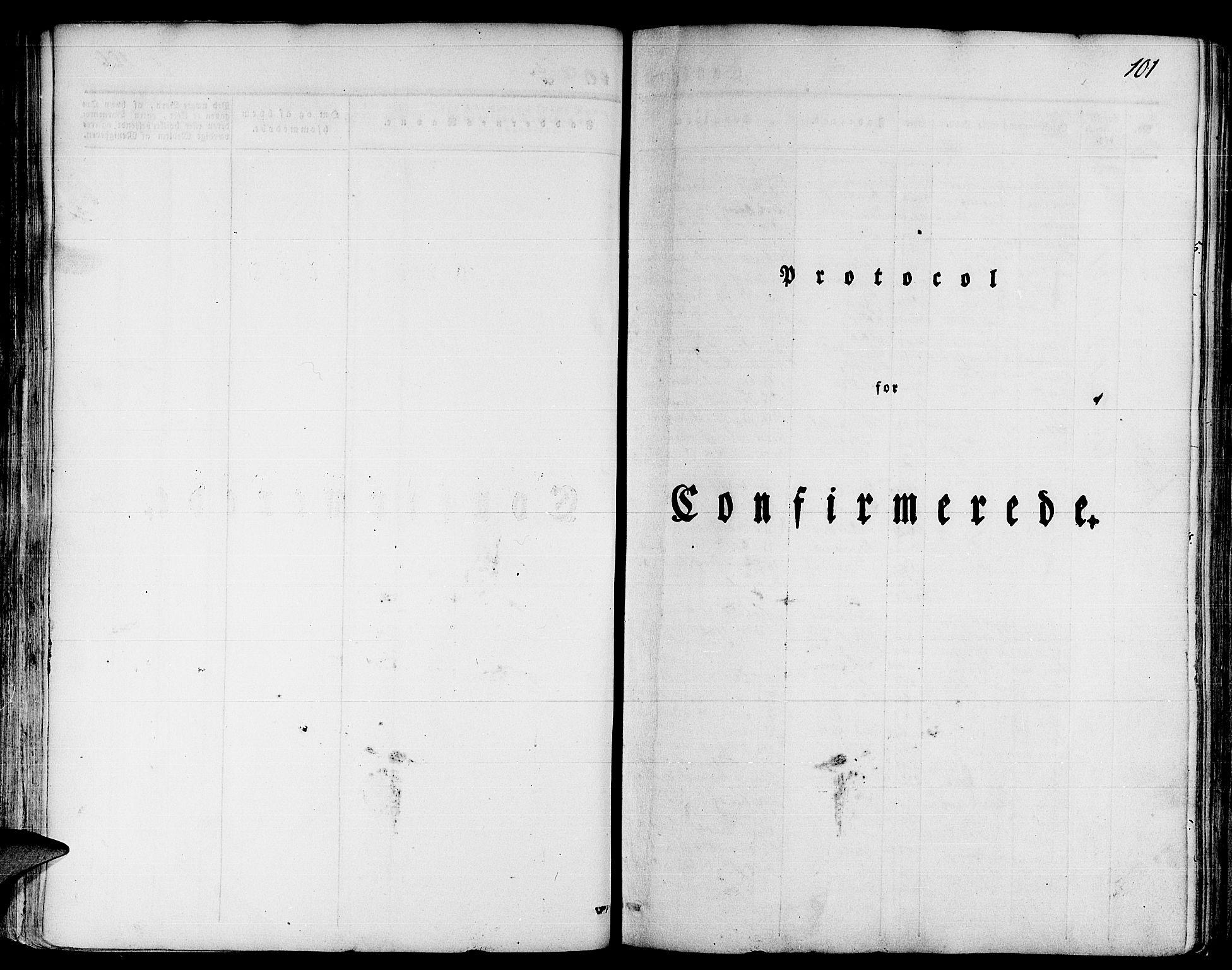 SAB, Gloppen Sokneprestembete, H/Haa/Haaa/L0007: Ministerialbok nr. A 7, 1827-1837, s. 101