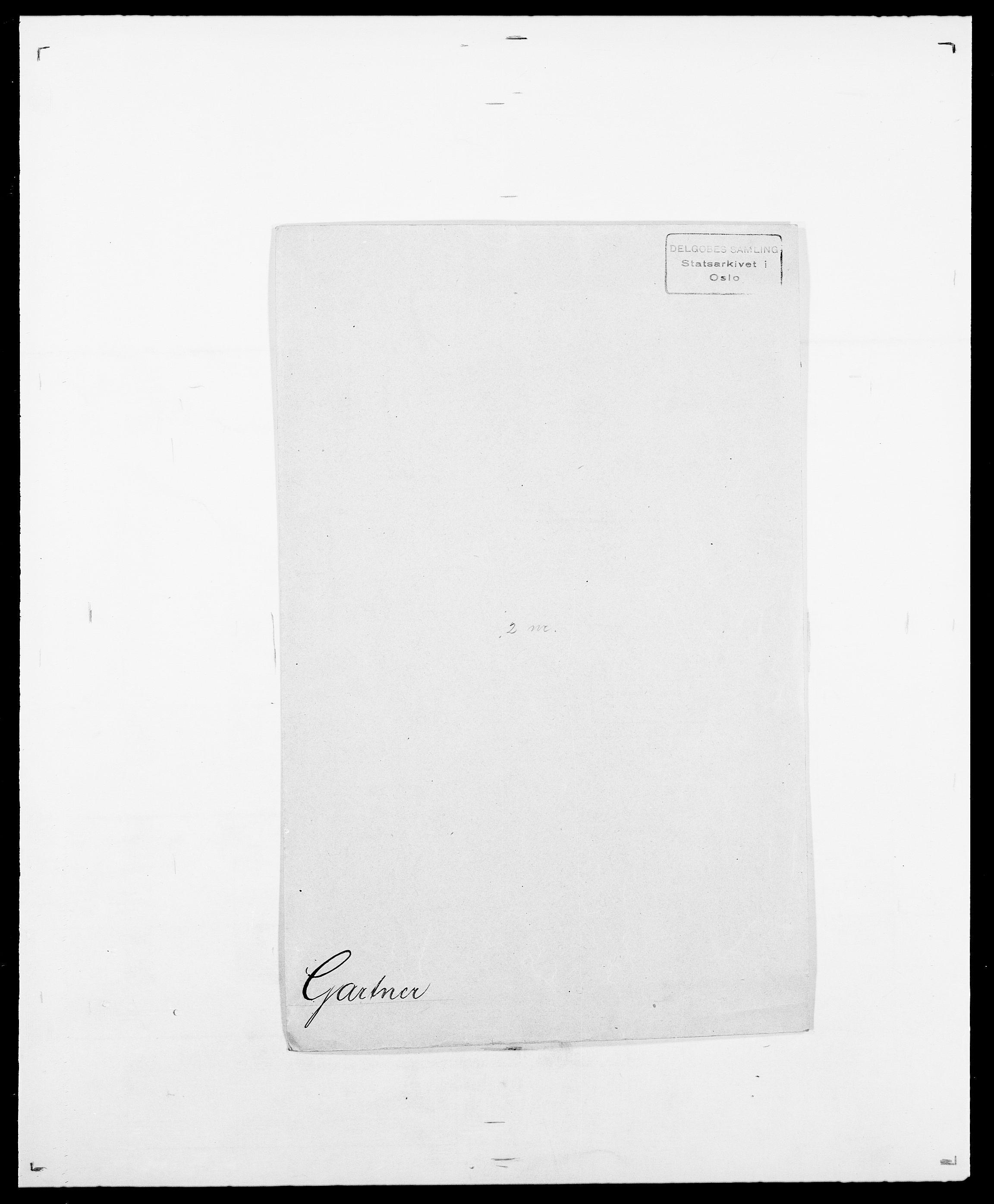 SAO, Delgobe, Charles Antoine - samling, D/Da/L0013: Forbos - Geving, s. 535