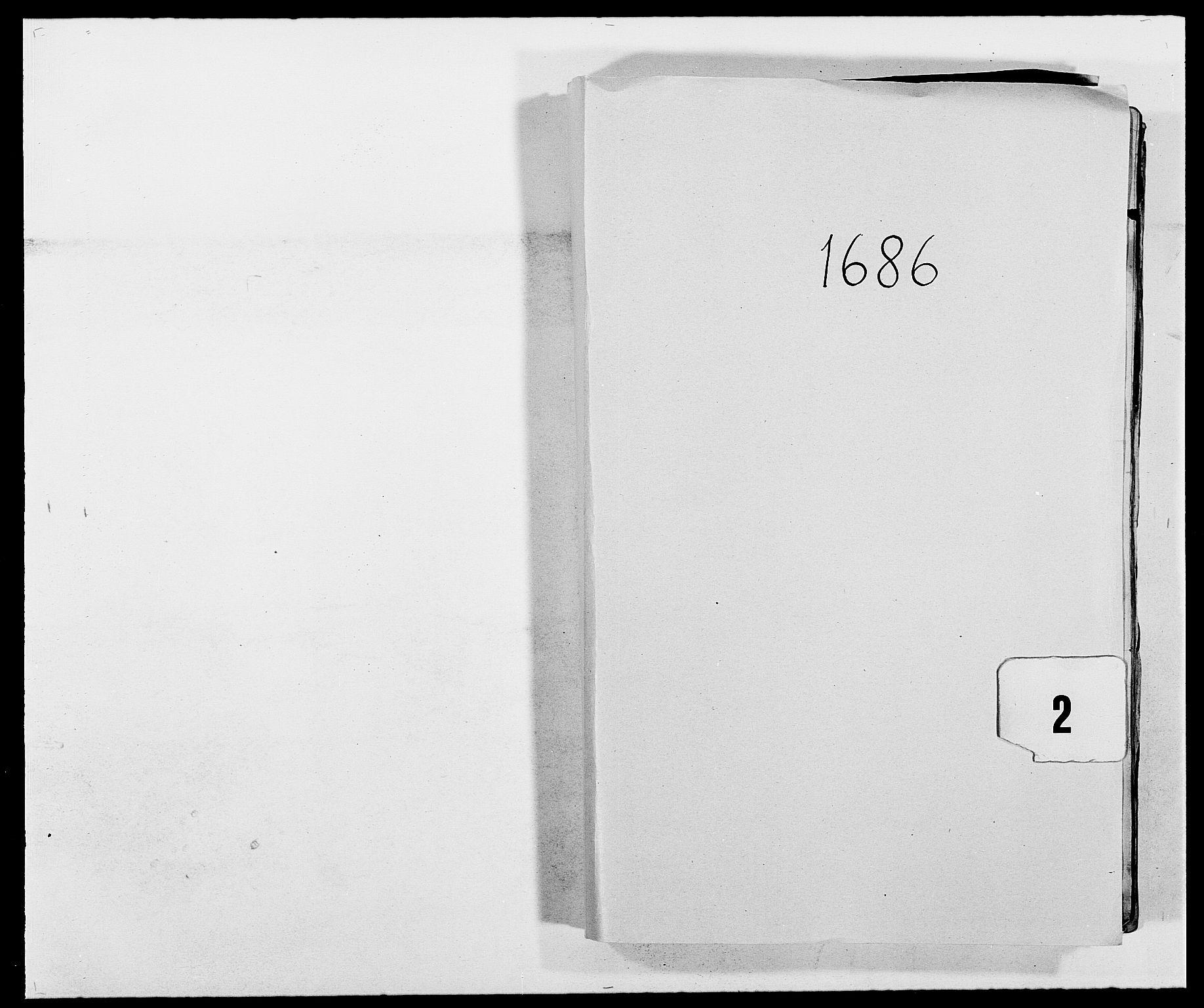 RA, Rentekammeret inntil 1814, Reviderte regnskaper, Fogderegnskap, R02/L0105: Fogderegnskap Moss og Verne kloster, 1685-1687, s. 118