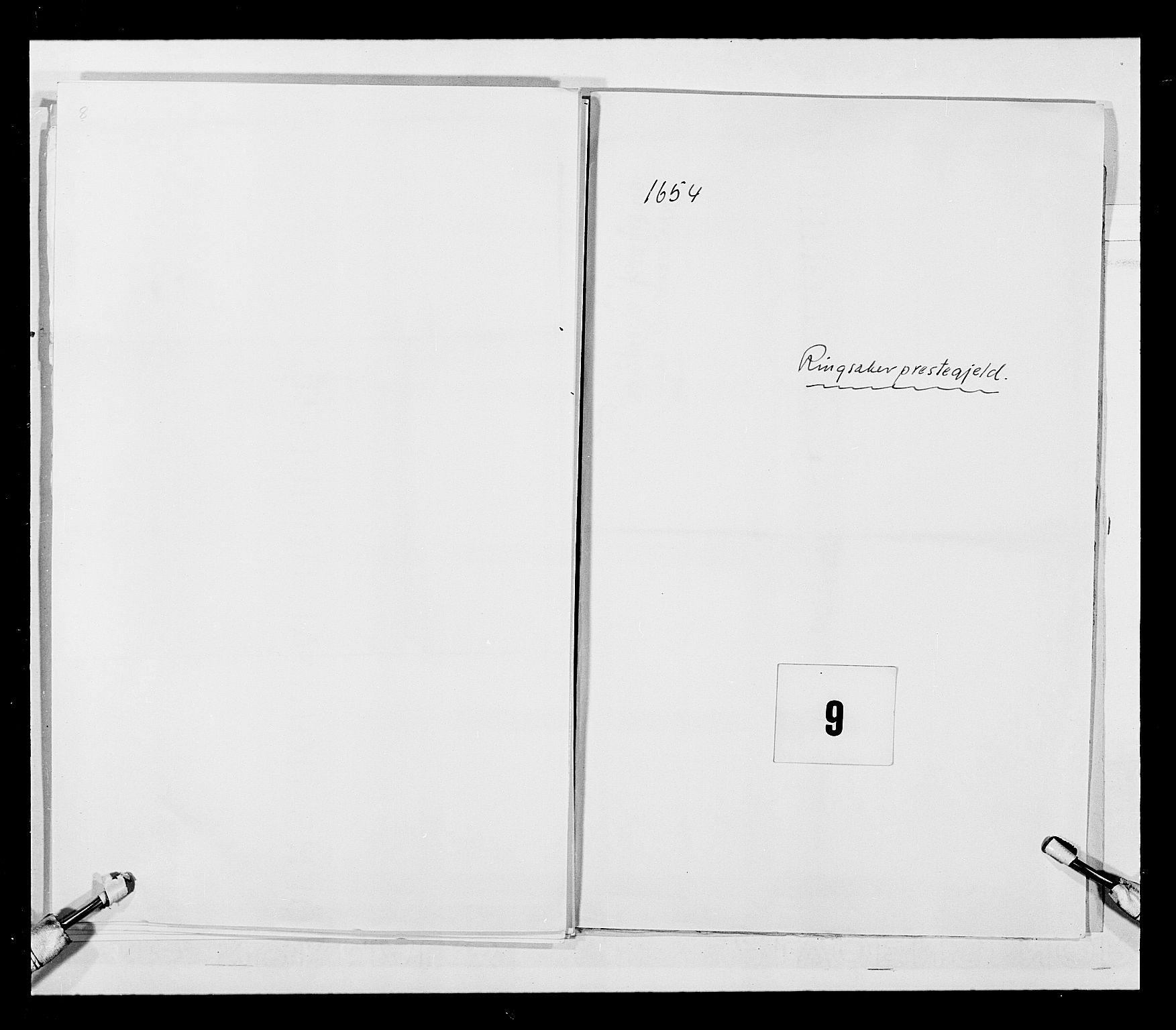 RA, Stattholderembetet 1572-1771, Ek/L0030: Jordebøker 1633-1658:, 1654, s. 31