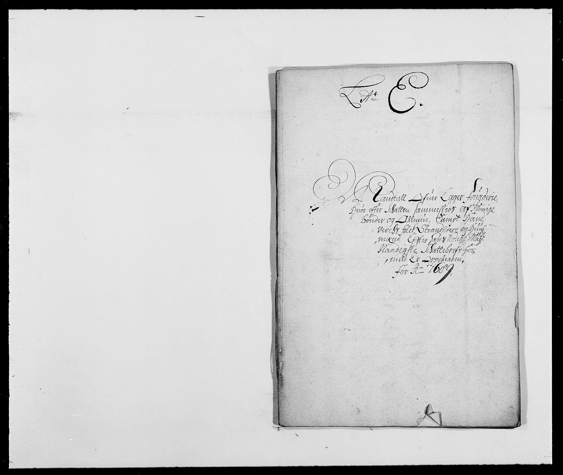 RA, Rentekammeret inntil 1814, Reviderte regnskaper, Fogderegnskap, R28/L1688: Fogderegnskap Eiker og Lier, 1687-1689, s. 368