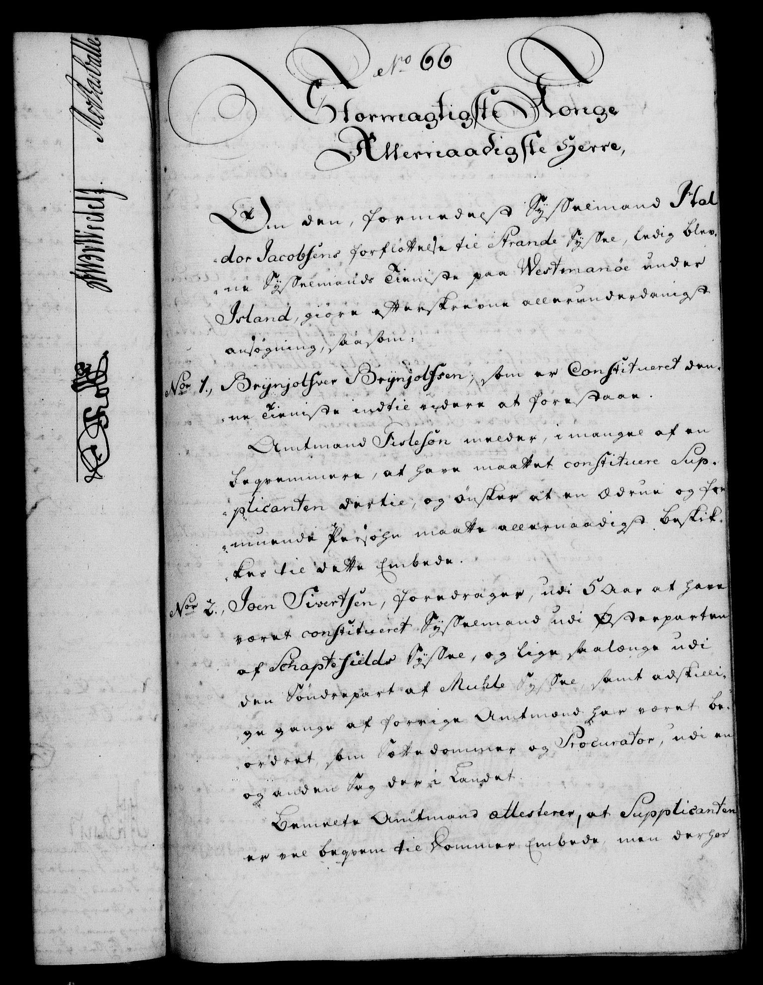 RA, Rentekammeret, Kammerkanselliet, G/Gf/Gfa/L0040: Norsk relasjons- og resolusjonsprotokoll (merket RK 52.40), 1758, s. 384