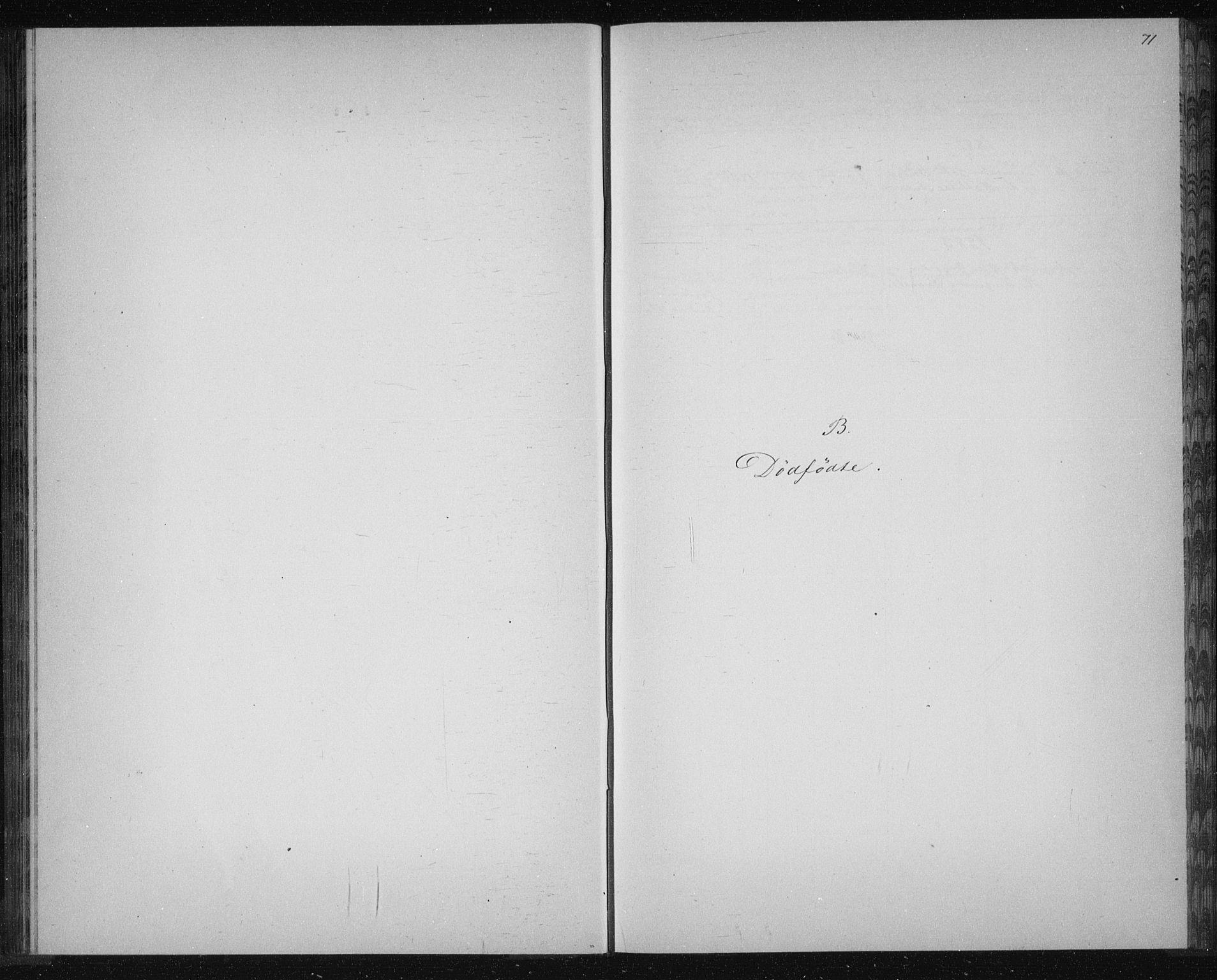 SAKO, Solum kirkebøker, G/Ga/L0006: Klokkerbok nr. I 6, 1882-1883, s. 71
