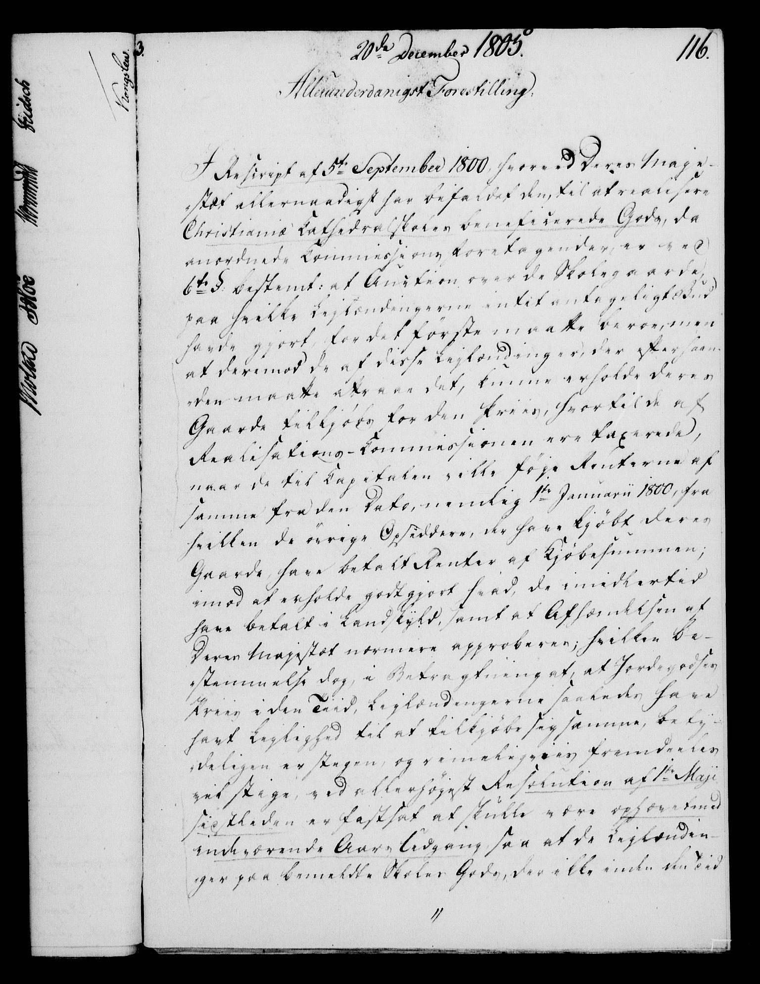 RA, Rentekammeret, Kammerkanselliet, G/Gf/Gfa/L0087: Norsk relasjons- og resolusjonsprotokoll (merket RK 52.87), 1805, s. 642