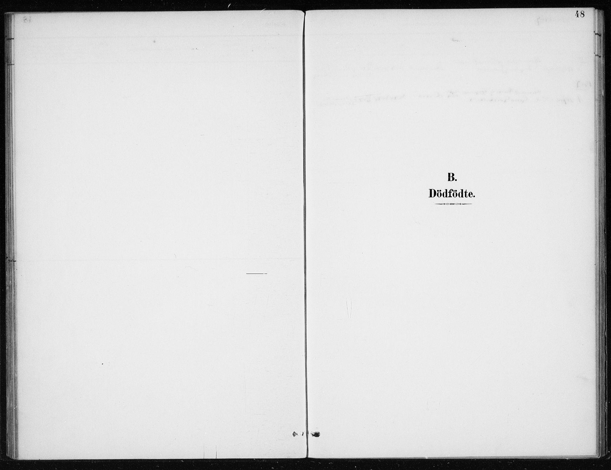 SAB, Kvinnherad Sokneprestembete, H/Haa: Ministerialbok nr. F 1, 1887-1912, s. 48