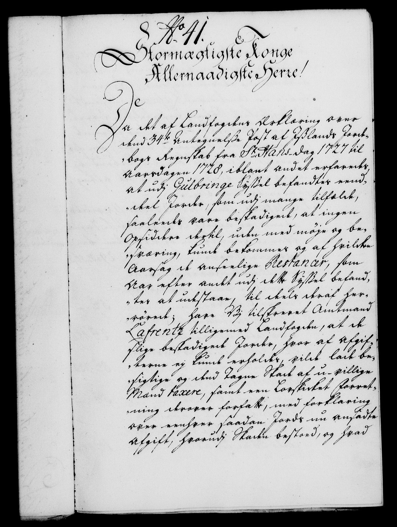 RA, Rentekammeret, Kammerkanselliet, G/Gf/Gfa/L0019: Norsk relasjons- og resolusjonsprotokoll (merket RK 52.19), 1736, s. 280