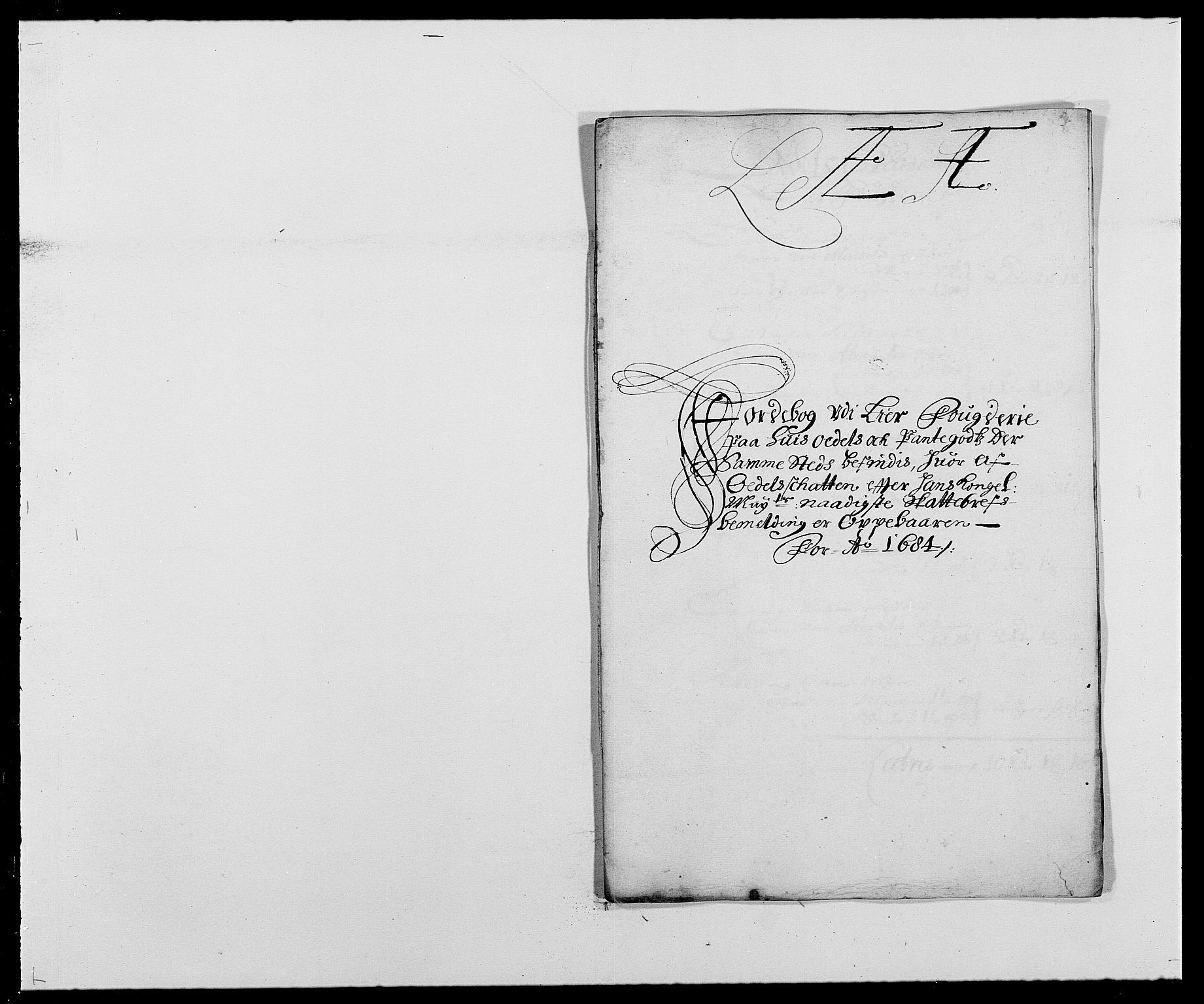 RA, Rentekammeret inntil 1814, Reviderte regnskaper, Fogderegnskap, R27/L1687: Fogderegnskap Lier, 1678-1686, s. 119
