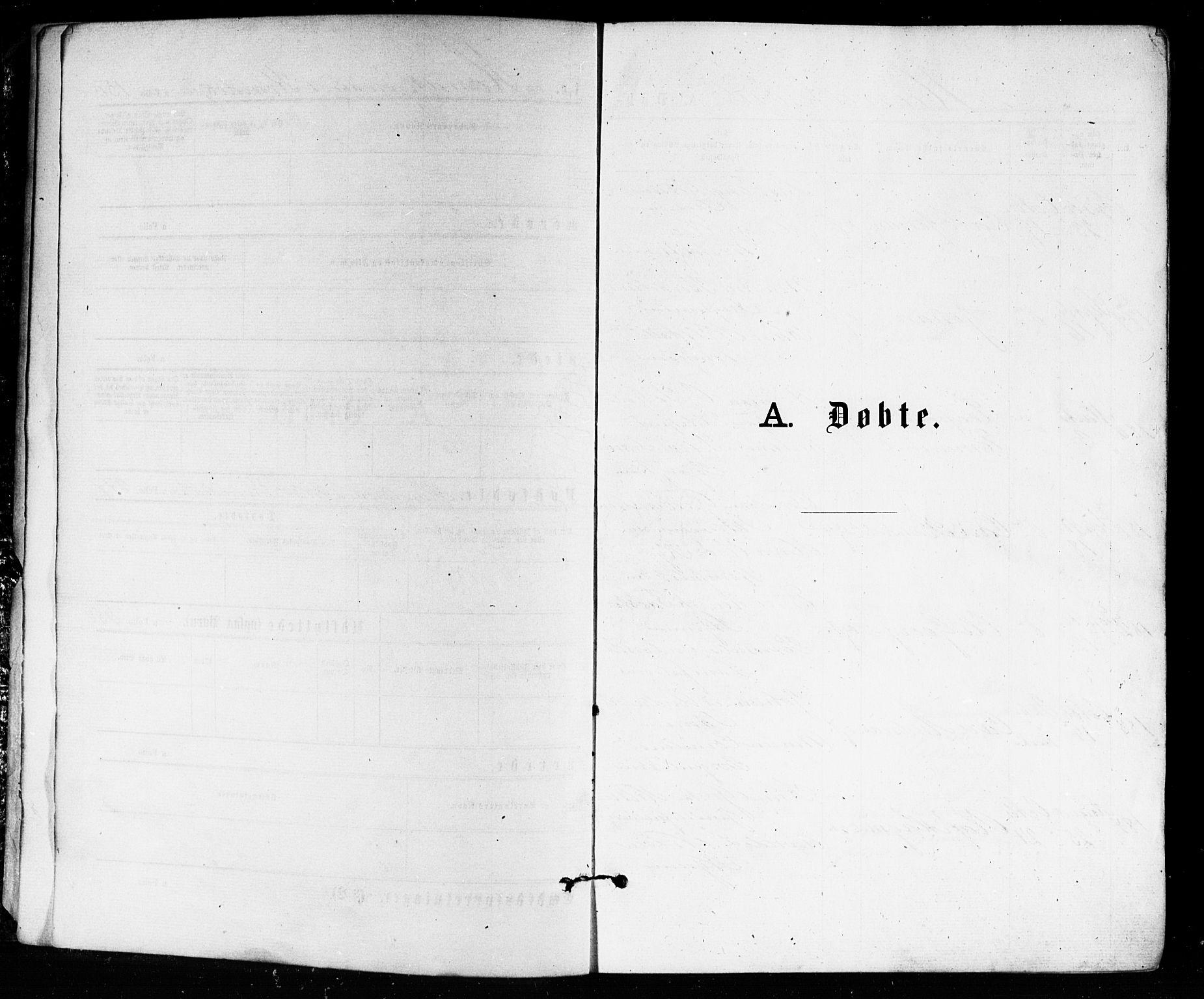 SAKO, Bragernes kirkebøker, F/Fb/L0005: Ministerialbok nr. II 5, 1875-1877
