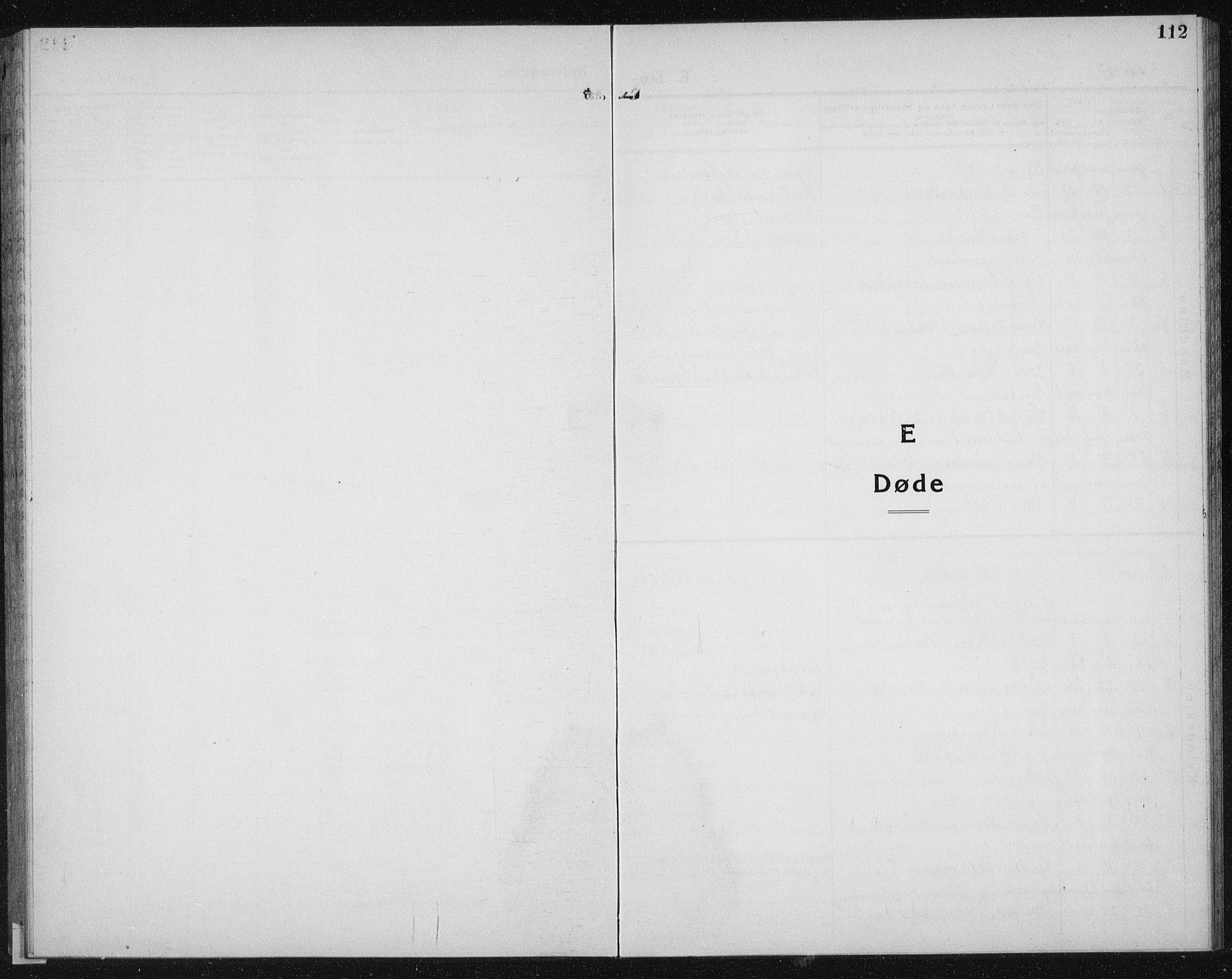 SAT, Ministerialprotokoller, klokkerbøker og fødselsregistre - Sør-Trøndelag, 603/L0176: Klokkerbok nr. 603C04, 1923-1941, s. 112