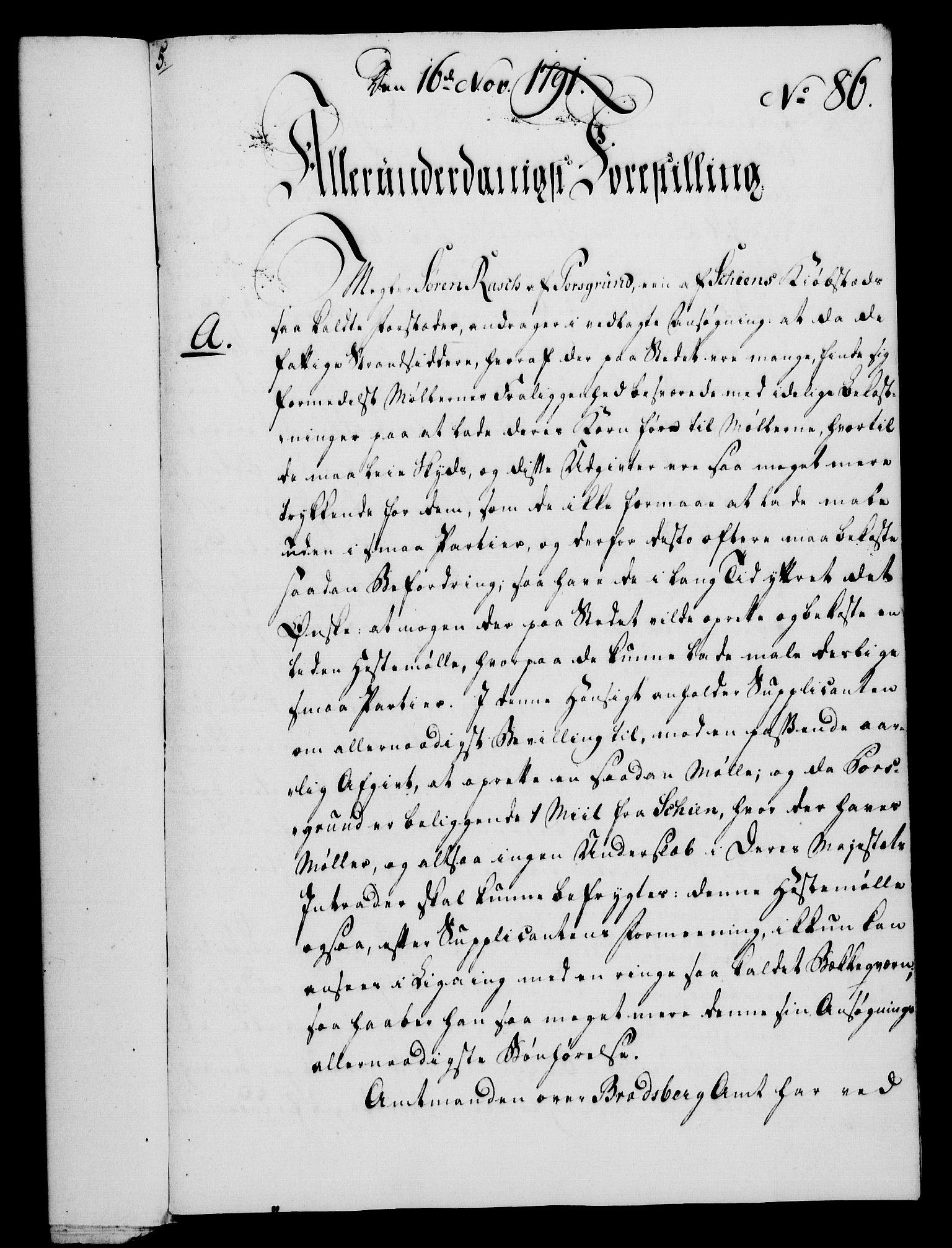 RA, Rentekammeret, Kammerkanselliet, G/Gf/Gfa/L0073: Norsk relasjons- og resolusjonsprotokoll (merket RK 52.73), 1791, s. 501