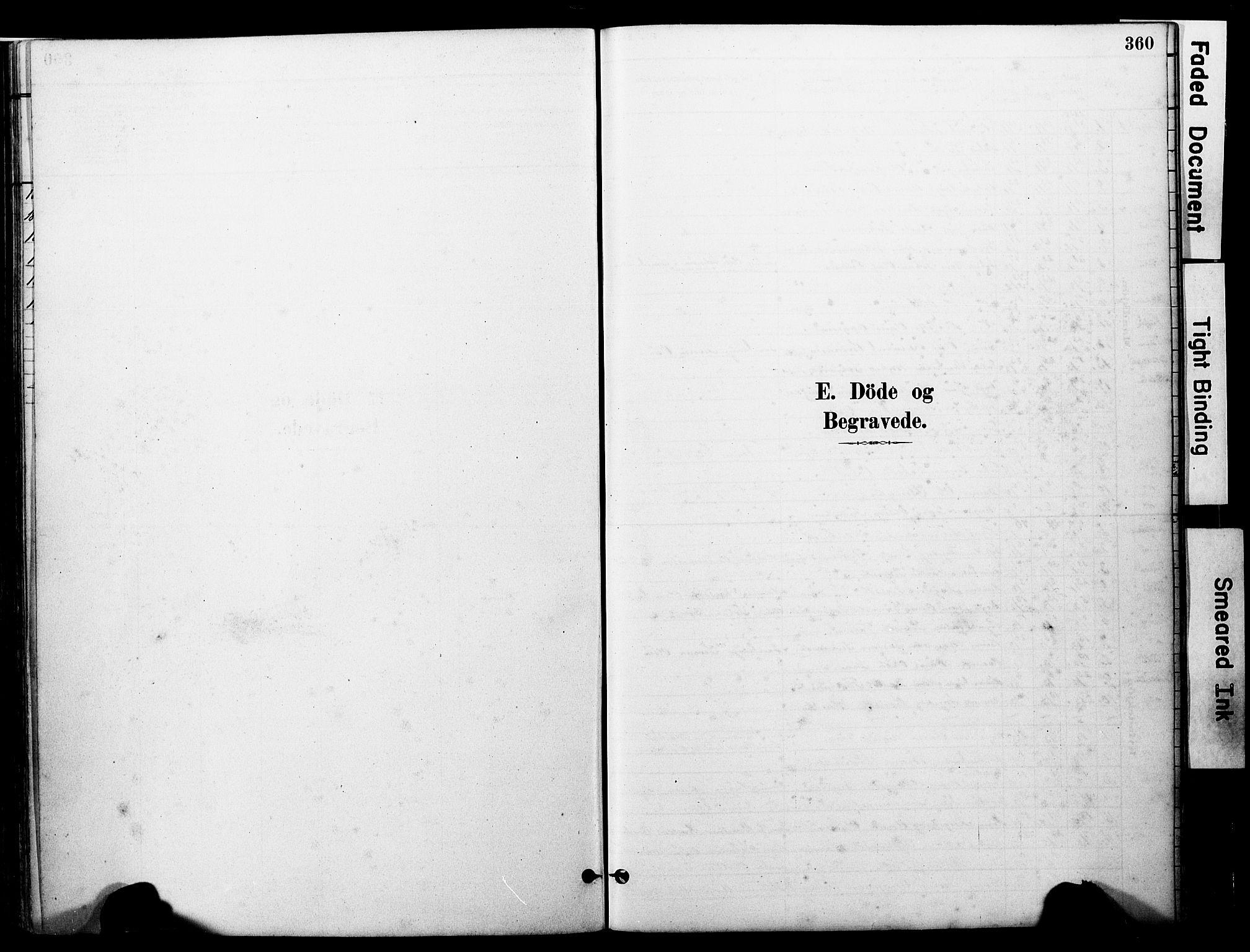 SAT, Ministerialprotokoller, klokkerbøker og fødselsregistre - Nord-Trøndelag, 723/L0244: Ministerialbok nr. 723A13, 1881-1899, s. 360