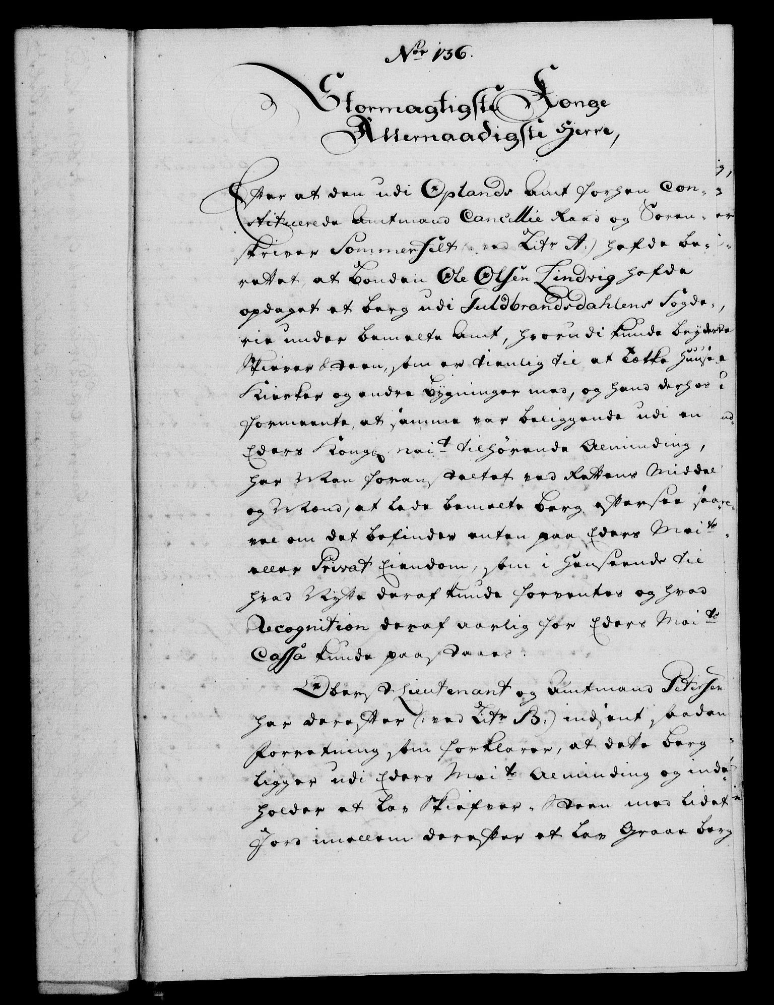 RA, Rentekammeret, Kammerkanselliet, G/Gf/Gfa/L0042: Norsk relasjons- og resolusjonsprotokoll (merket RK 52.42), 1760, s. 491