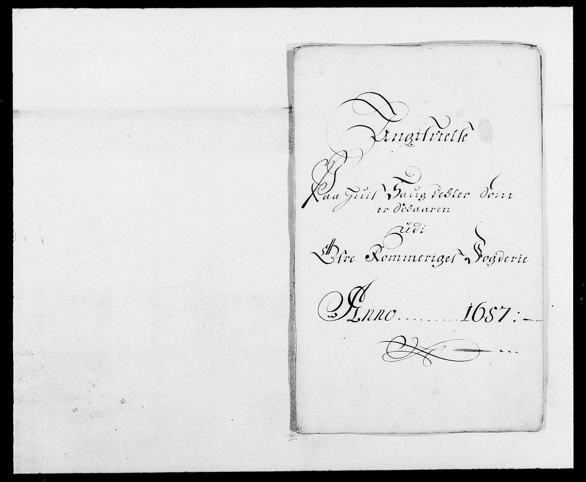 RA, Rentekammeret inntil 1814, Reviderte regnskaper, Fogderegnskap, R12/L0700: Fogderegnskap Øvre Romerike, 1687-1688, s. 160