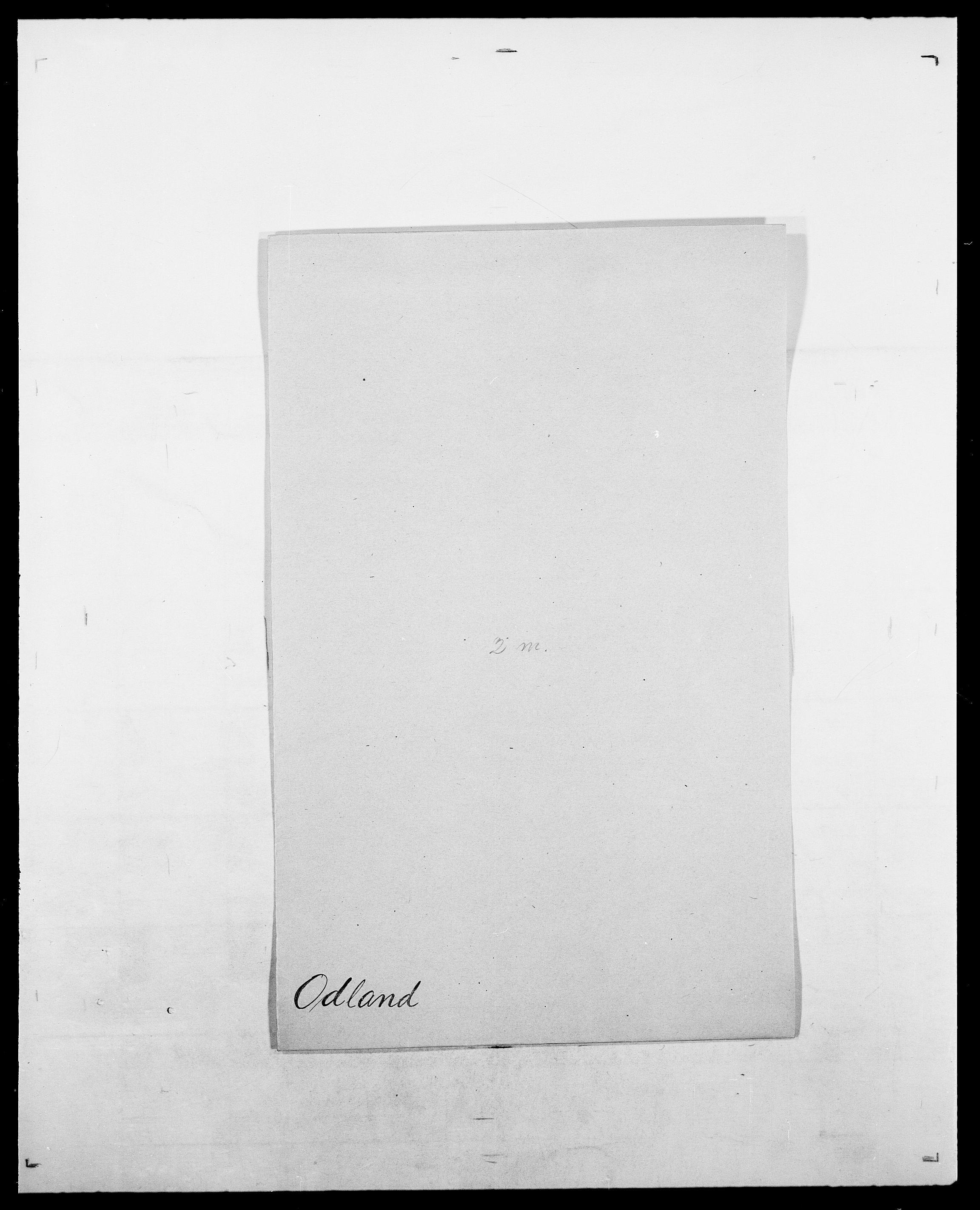 SAO, Delgobe, Charles Antoine - samling, D/Da/L0029: Obel - Oxholm, s. 16