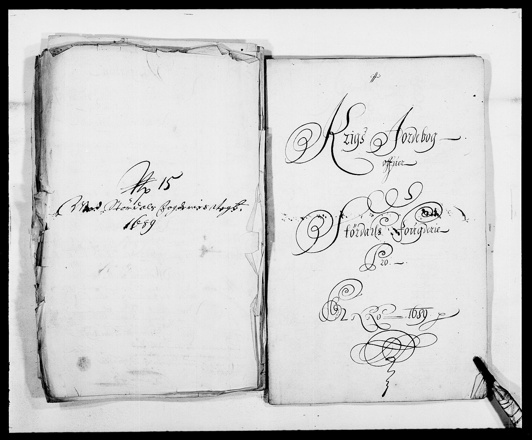 RA, Rentekammeret inntil 1814, Reviderte regnskaper, Fogderegnskap, R62/L4183: Fogderegnskap Stjørdal og Verdal, 1687-1689, s. 420