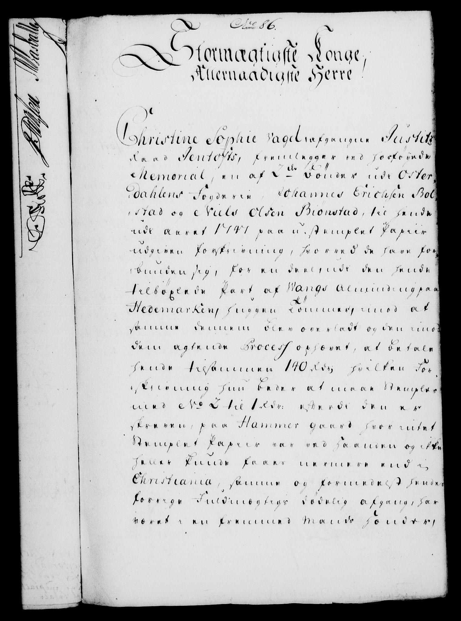 RA, Rentekammeret, Kammerkanselliet, G/Gf/Gfa/L0031: Norsk relasjons- og resolusjonsprotokoll (merket RK 52.31), 1749, s. 451