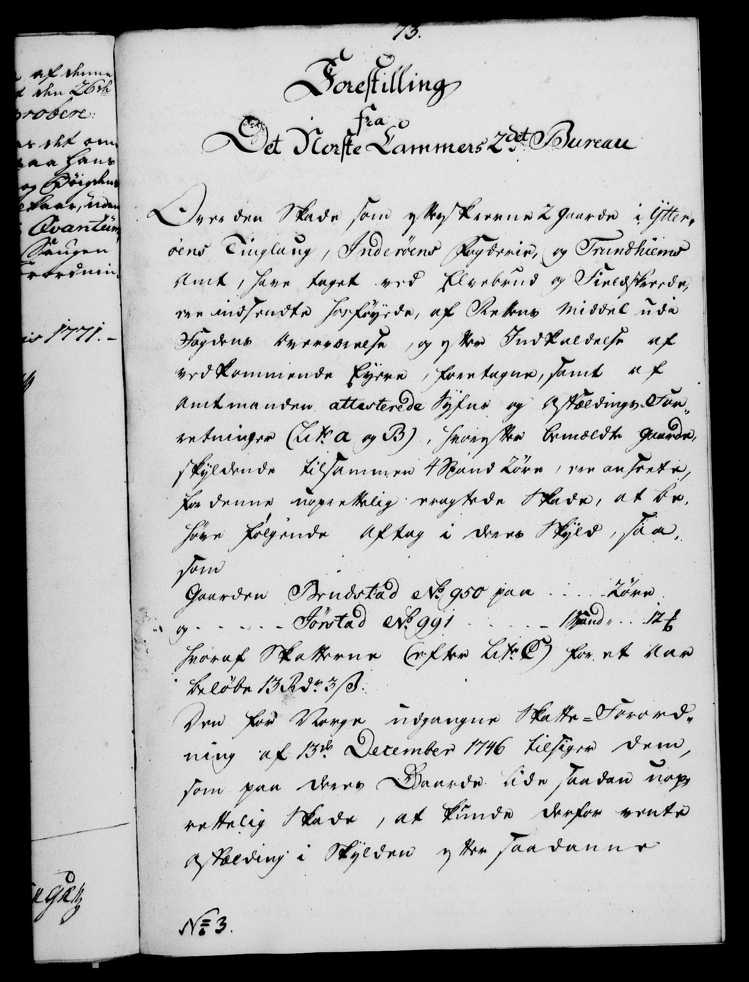 RA, Rentekammeret, Kammerkanselliet, G/Gf/Gfa/L0054: Norsk relasjons- og resolusjonsprotokoll (merket RK 52.54), 1771-1772, s. 192