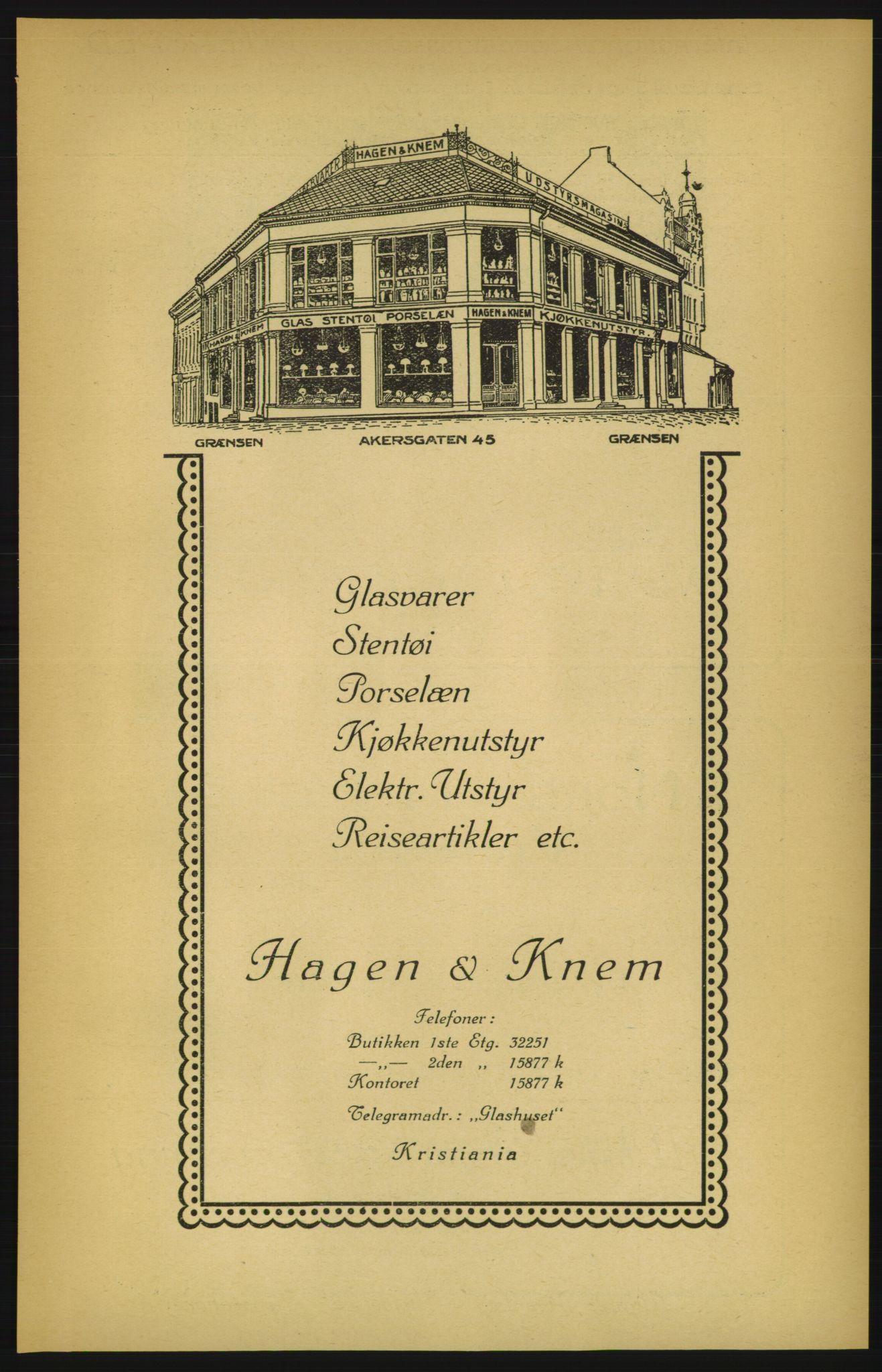 PUBL, Aker adressebok/adressekalender, 1924-1925, s. 13