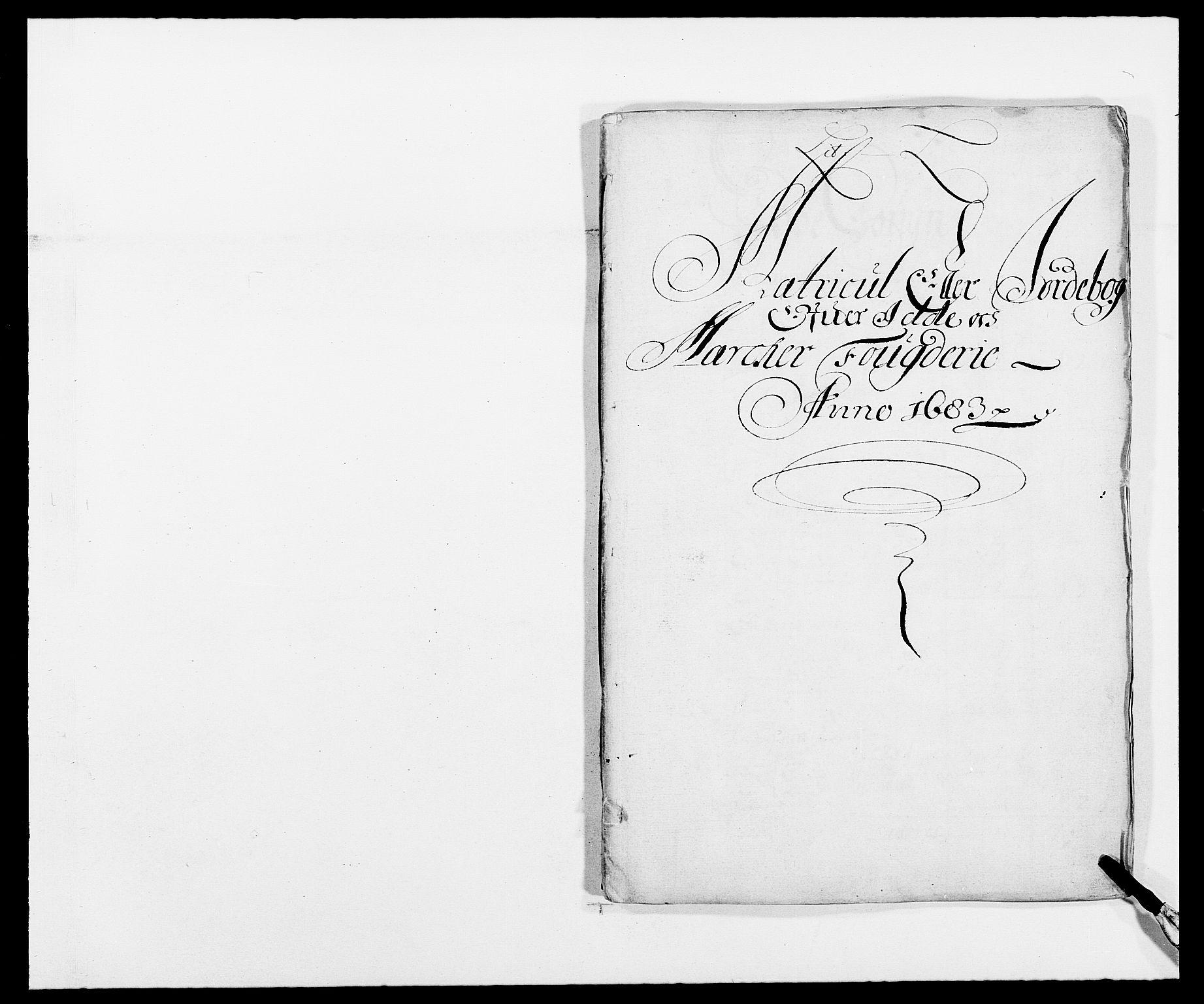 RA, Rentekammeret inntil 1814, Reviderte regnskaper, Fogderegnskap, R01/L0004: Fogderegnskap Idd og Marker , 1682-1683, s. 174