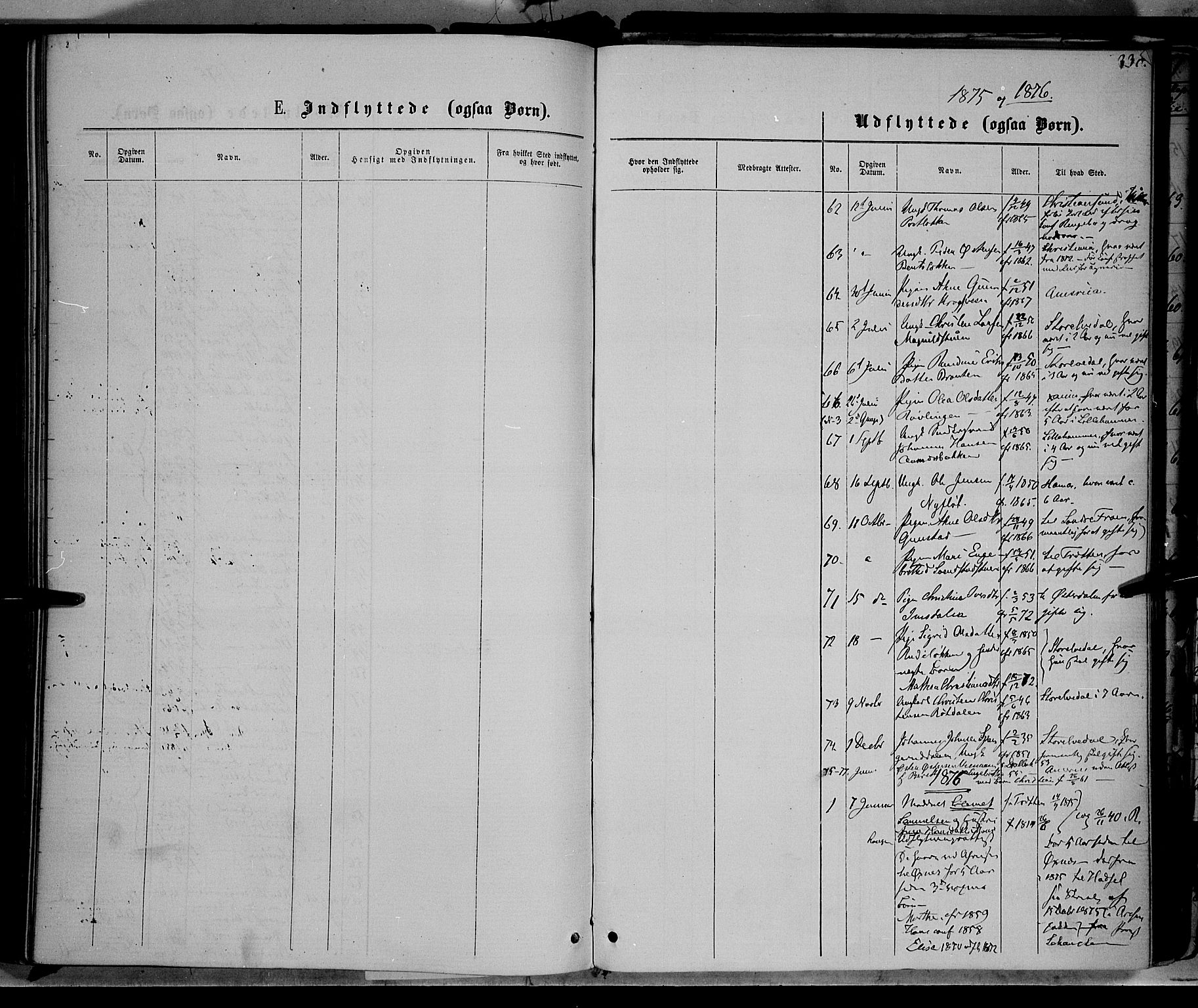 SAH, Ringebu prestekontor, Ministerialbok nr. 7, 1860-1877, s. 330