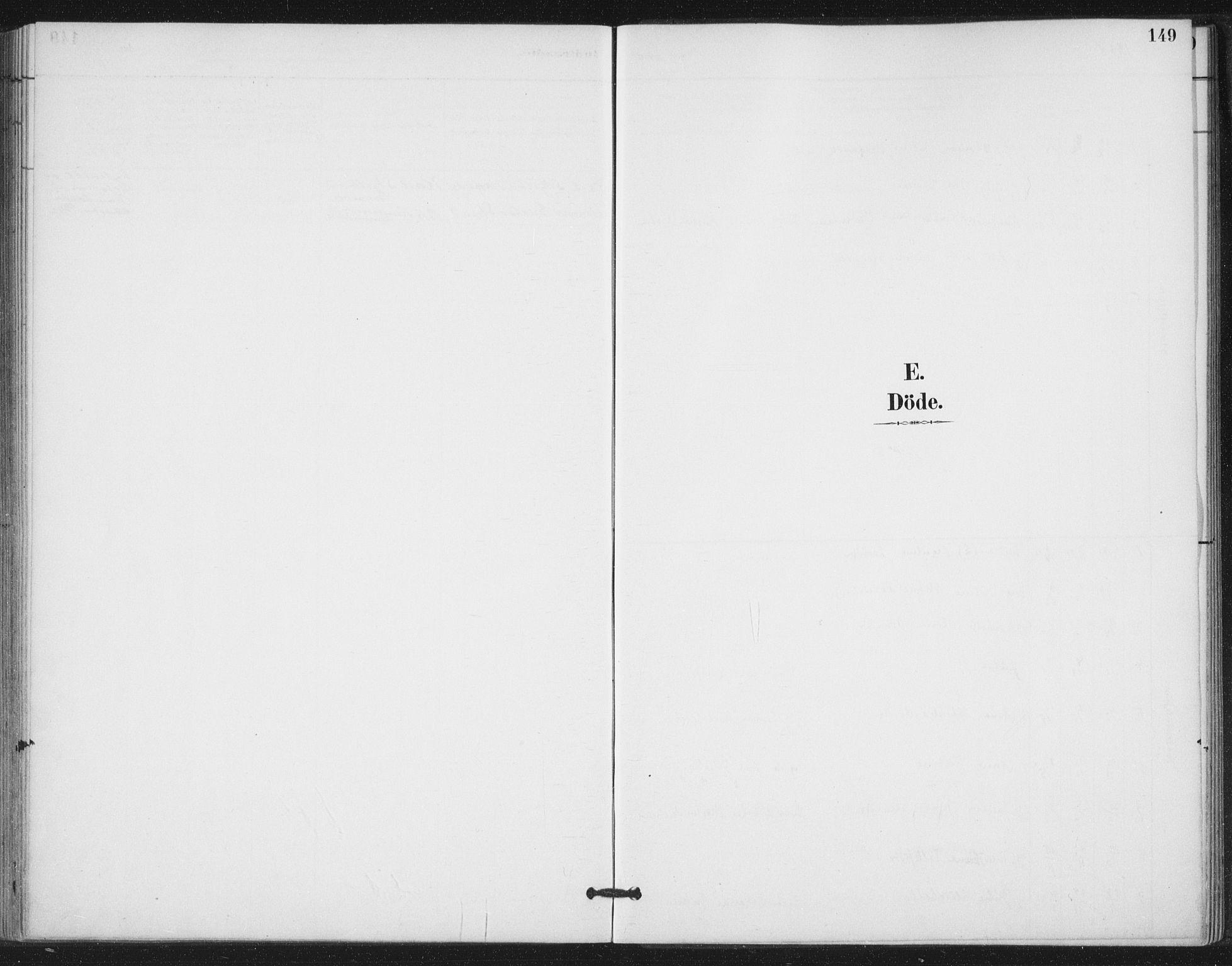 SAT, Ministerialprotokoller, klokkerbøker og fødselsregistre - Nord-Trøndelag, 772/L0603: Ministerialbok nr. 772A01, 1885-1912, s. 149