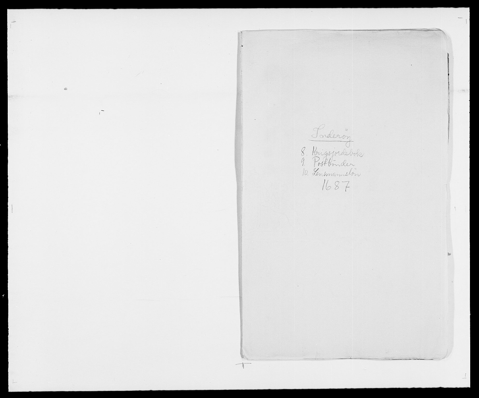 RA, Rentekammeret inntil 1814, Reviderte regnskaper, Fogderegnskap, R63/L4306: Fogderegnskap Inderøy, 1687-1689, s. 213