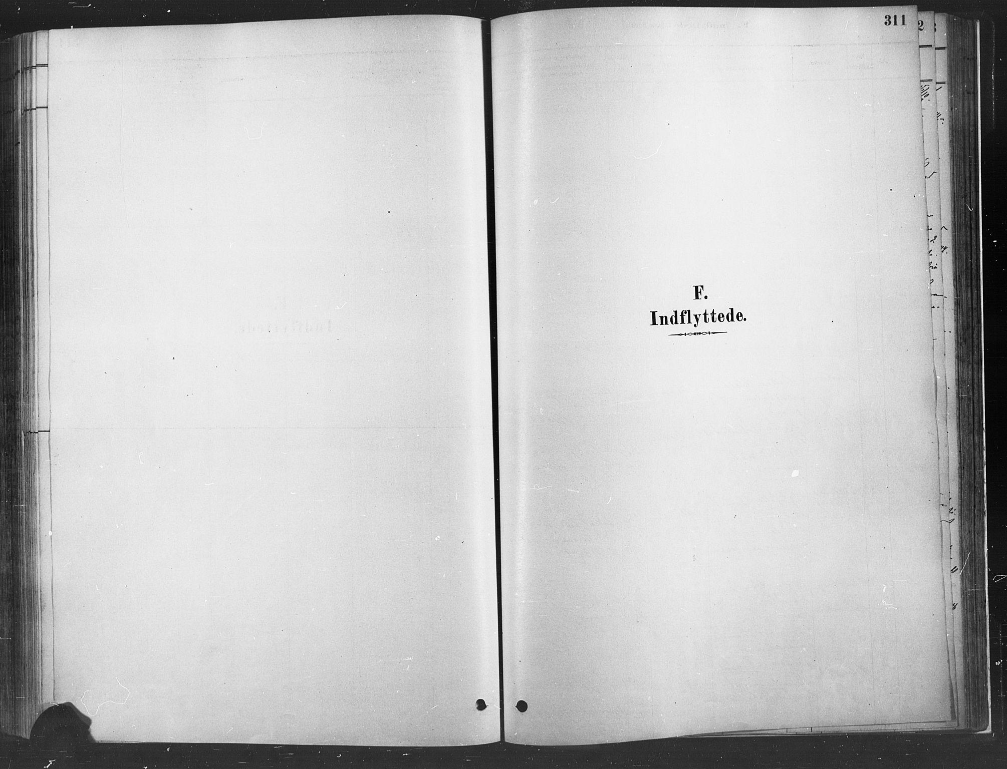 SAH, Fåberg prestekontor, H/Ha/Haa/L0010: Ministerialbok nr. 10, 1879-1900, s. 311