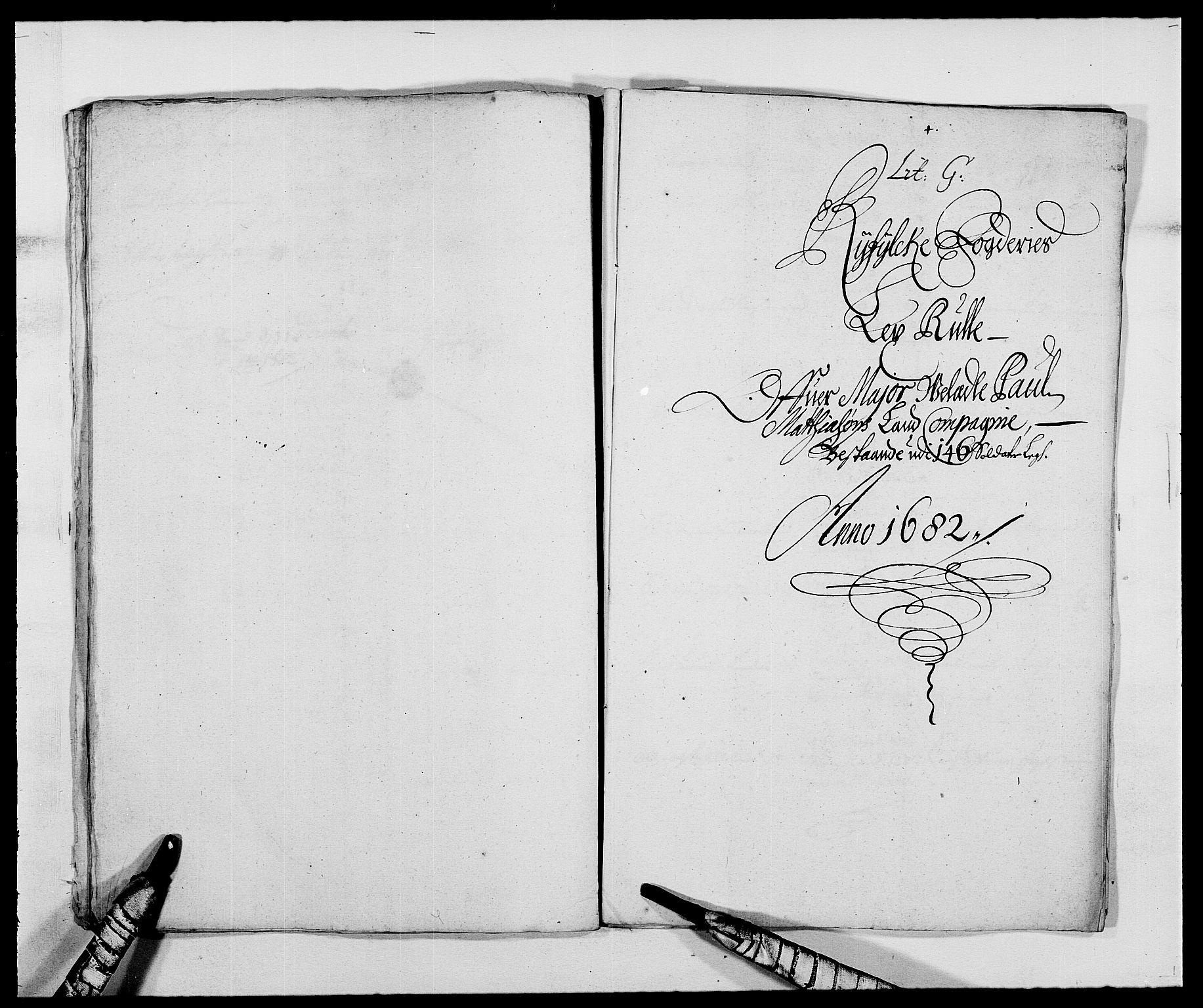 RA, Rentekammeret inntil 1814, Reviderte regnskaper, Fogderegnskap, R47/L2853: Fogderegnskap Ryfylke, 1682-1683, s. 243