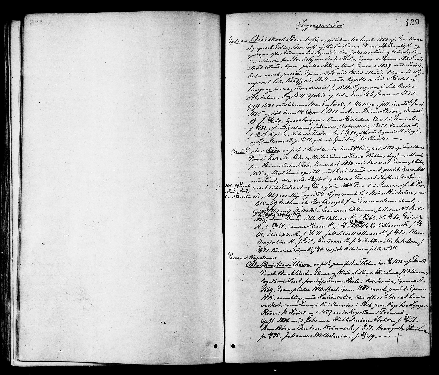 SAT, Ministerialprotokoller, klokkerbøker og fødselsregistre - Nord-Trøndelag, 709/L0076: Ministerialbok nr. 709A16, 1871-1879, s. 429