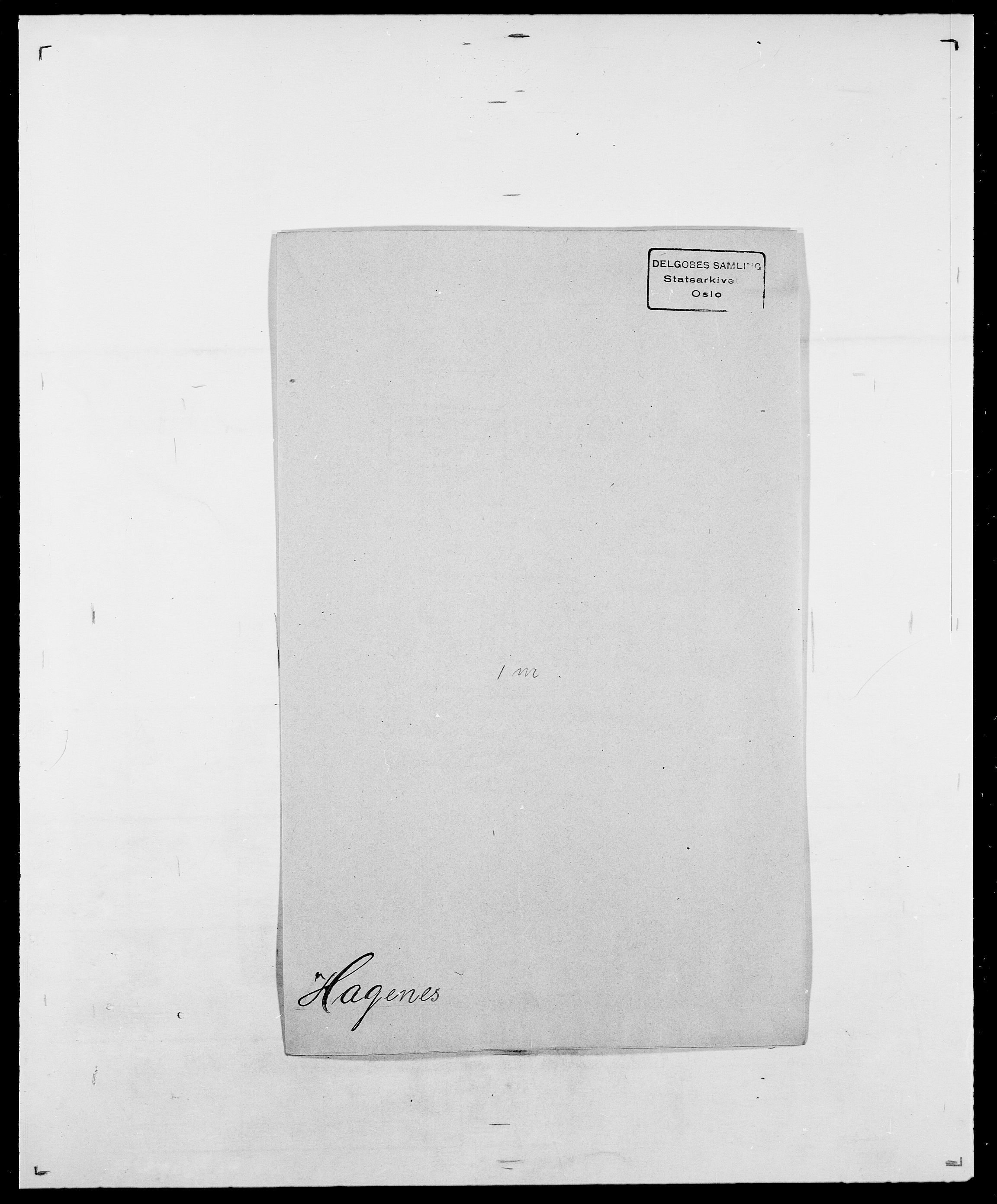SAO, Delgobe, Charles Antoine - samling, D/Da/L0015: Grodtshilling - Halvorsæth, s. 713