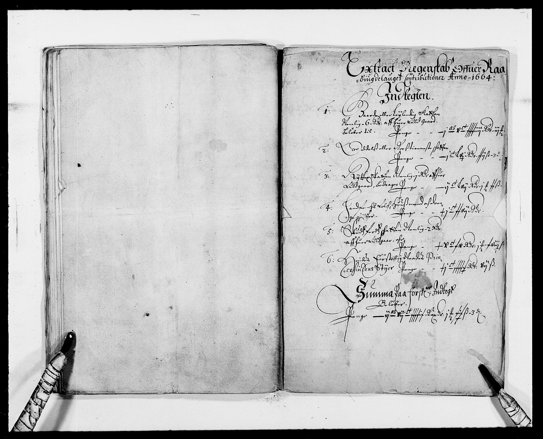 RA, Rentekammeret inntil 1814, Reviderte regnskaper, Fogderegnskap, R40/L2431: Fogderegnskap Råbyggelag, 1664-1668, s. 41