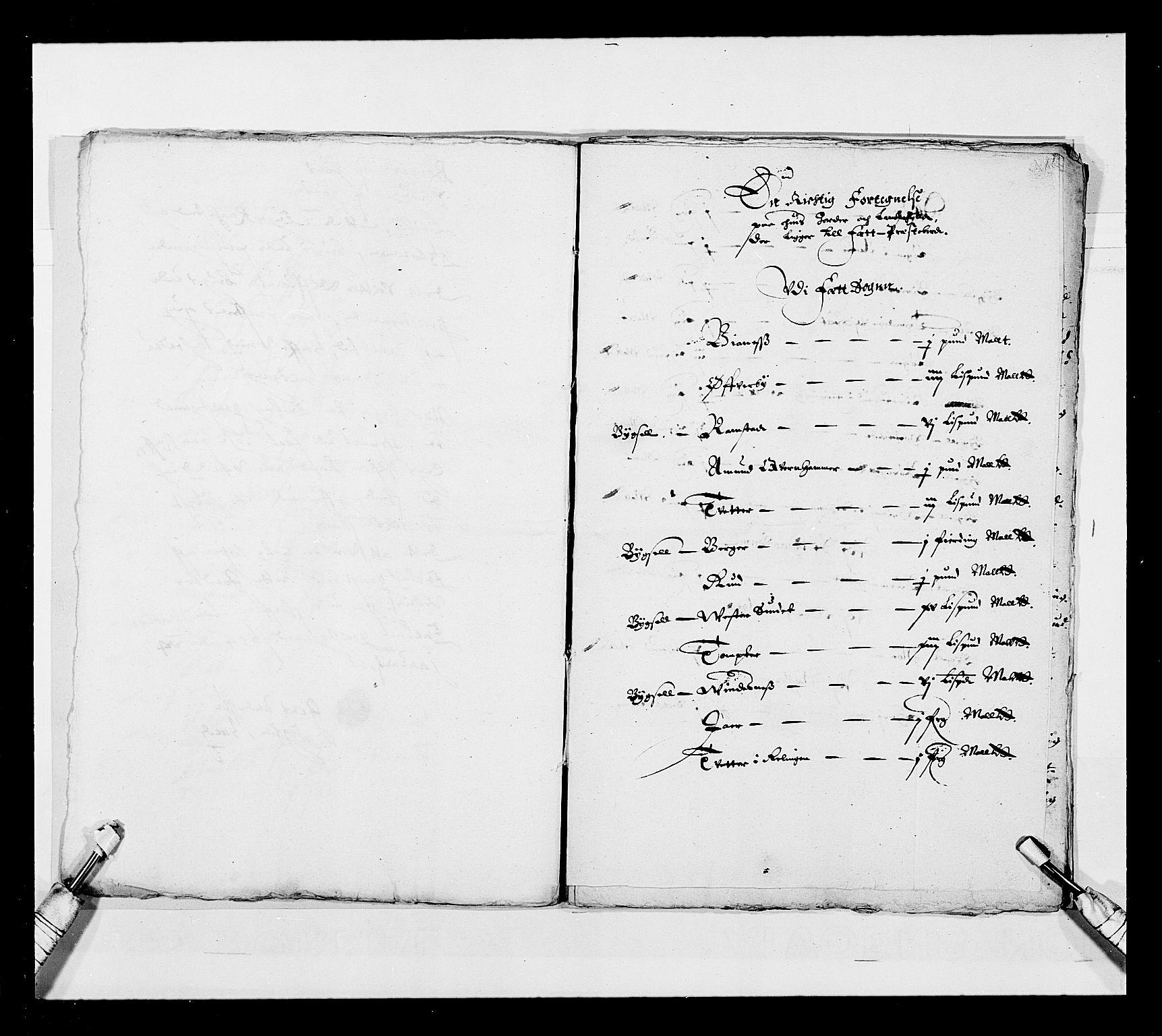 RA, Stattholderembetet 1572-1771, Ek/L0030: Jordebøker 1633-1658:, 1654, s. 202