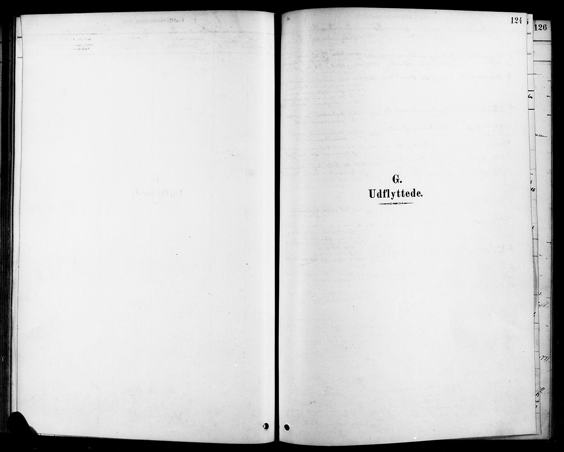 SAKO, Heddal kirkebøker, F/Fa/L0009: Ministerialbok nr. I 9, 1878-1903, s. 124