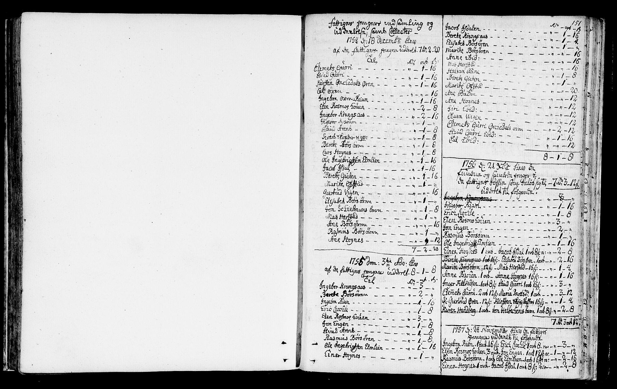 SAT, Ministerialprotokoller, klokkerbøker og fødselsregistre - Sør-Trøndelag, 665/L0768: Ministerialbok nr. 665A03, 1754-1803, s. 151