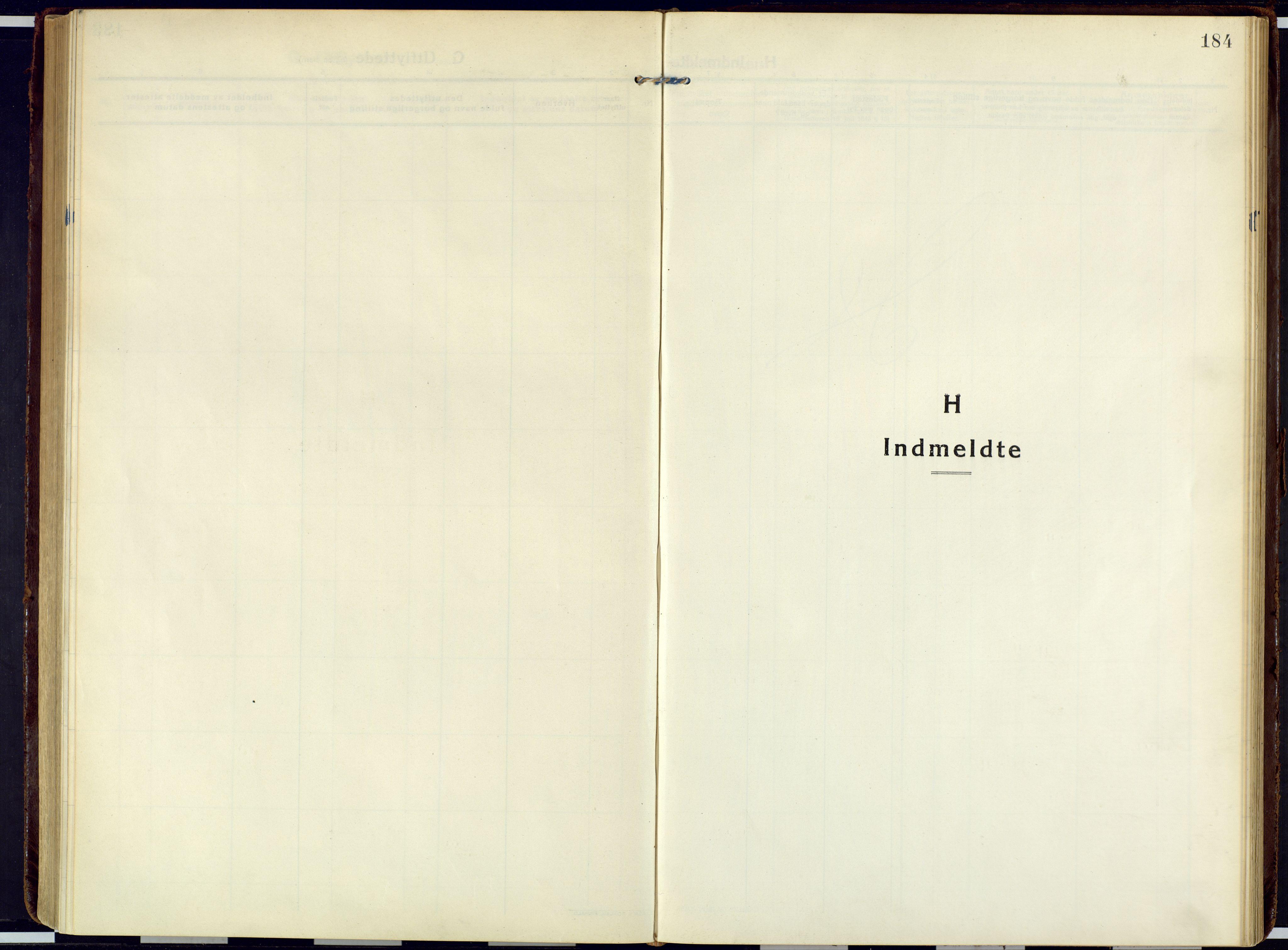 SATØ, Loppa sokneprestkontor, H/Ha/L0013kirke: Ministerialbok nr. 13, 1920-1932, s. 184