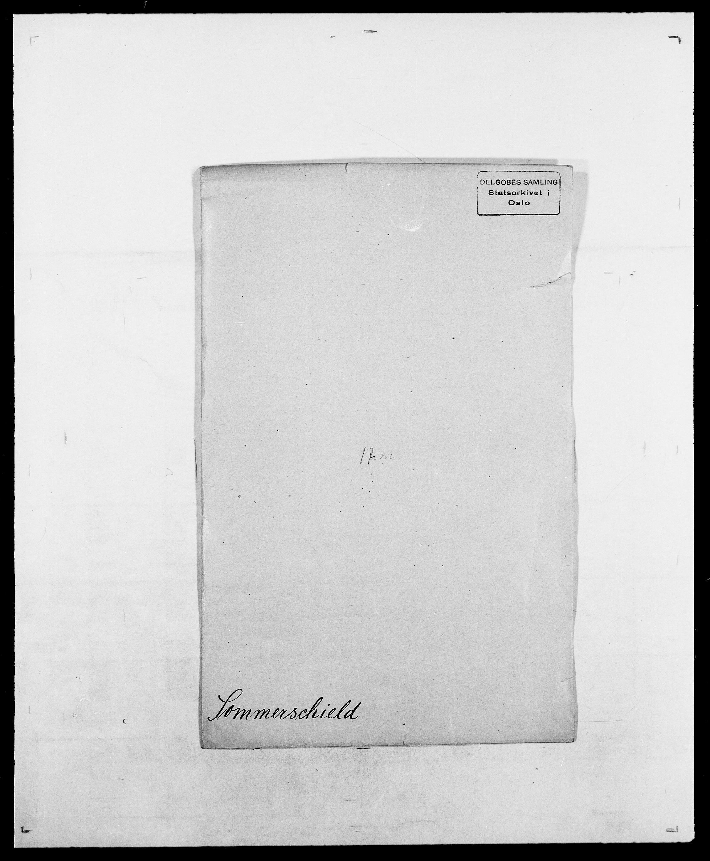 SAO, Delgobe, Charles Antoine - samling, D/Da/L0036: Skaanør - Staverskov, s. 455