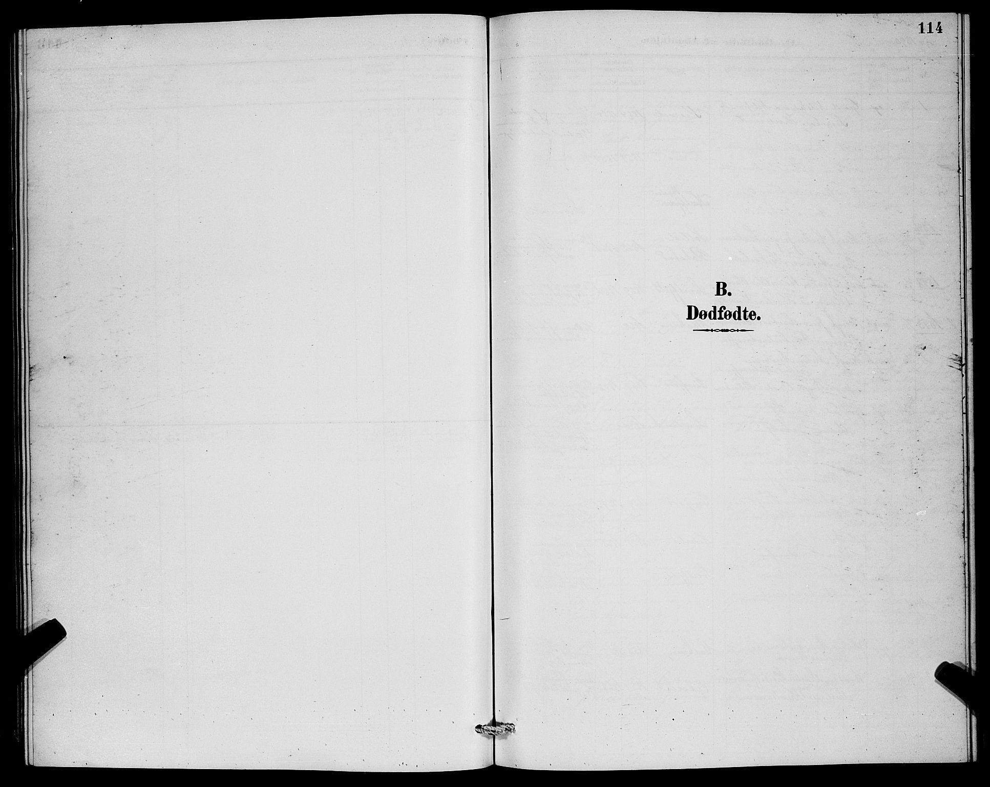 SATØ, Lenvik sokneprestembete, H/Ha: Klokkerbok nr. 7, 1890-1898, s. 114