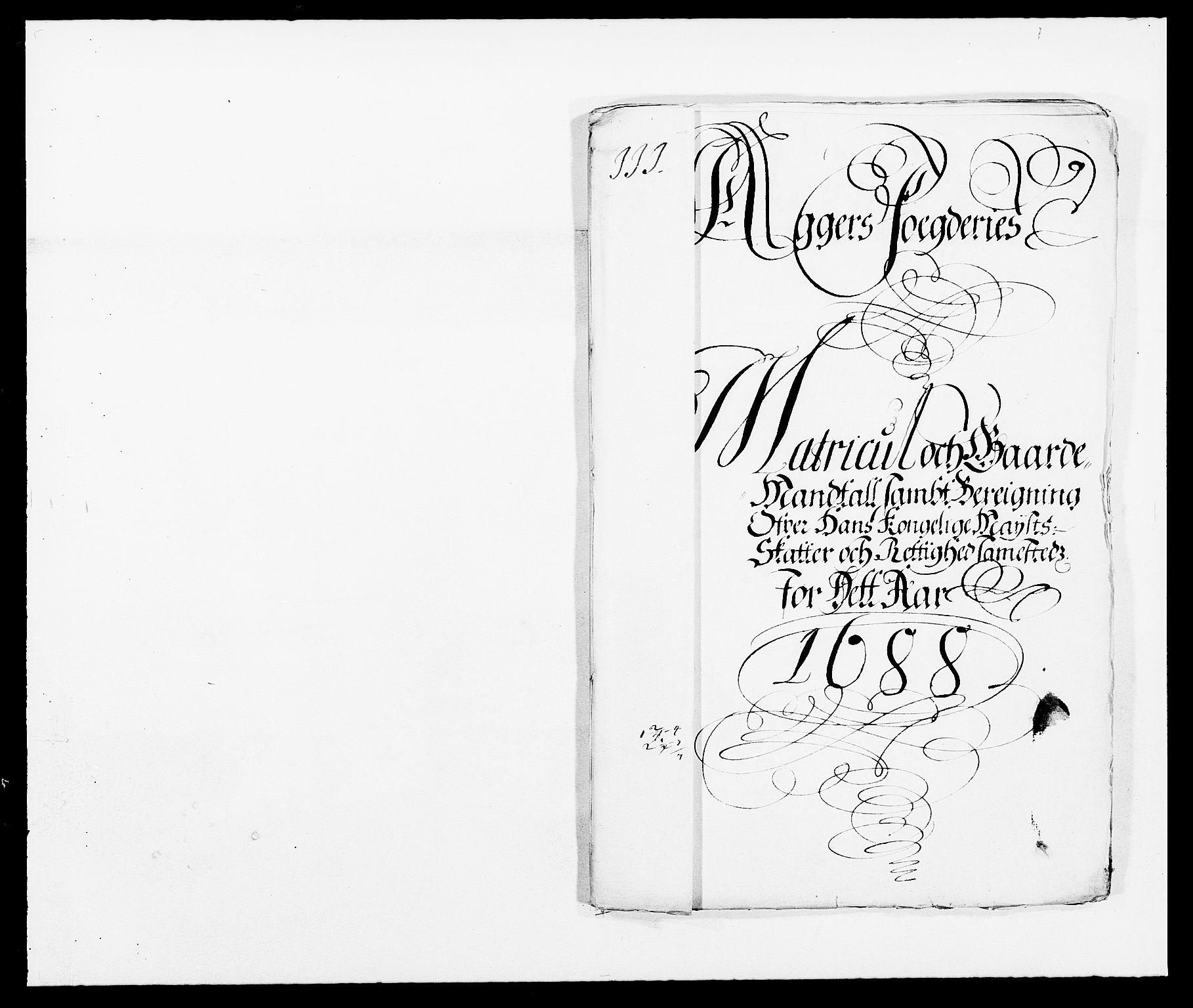 RA, Rentekammeret inntil 1814, Reviderte regnskaper, Fogderegnskap, R08/L0422: Fogderegnskap Aker, 1684-1686, s. 296