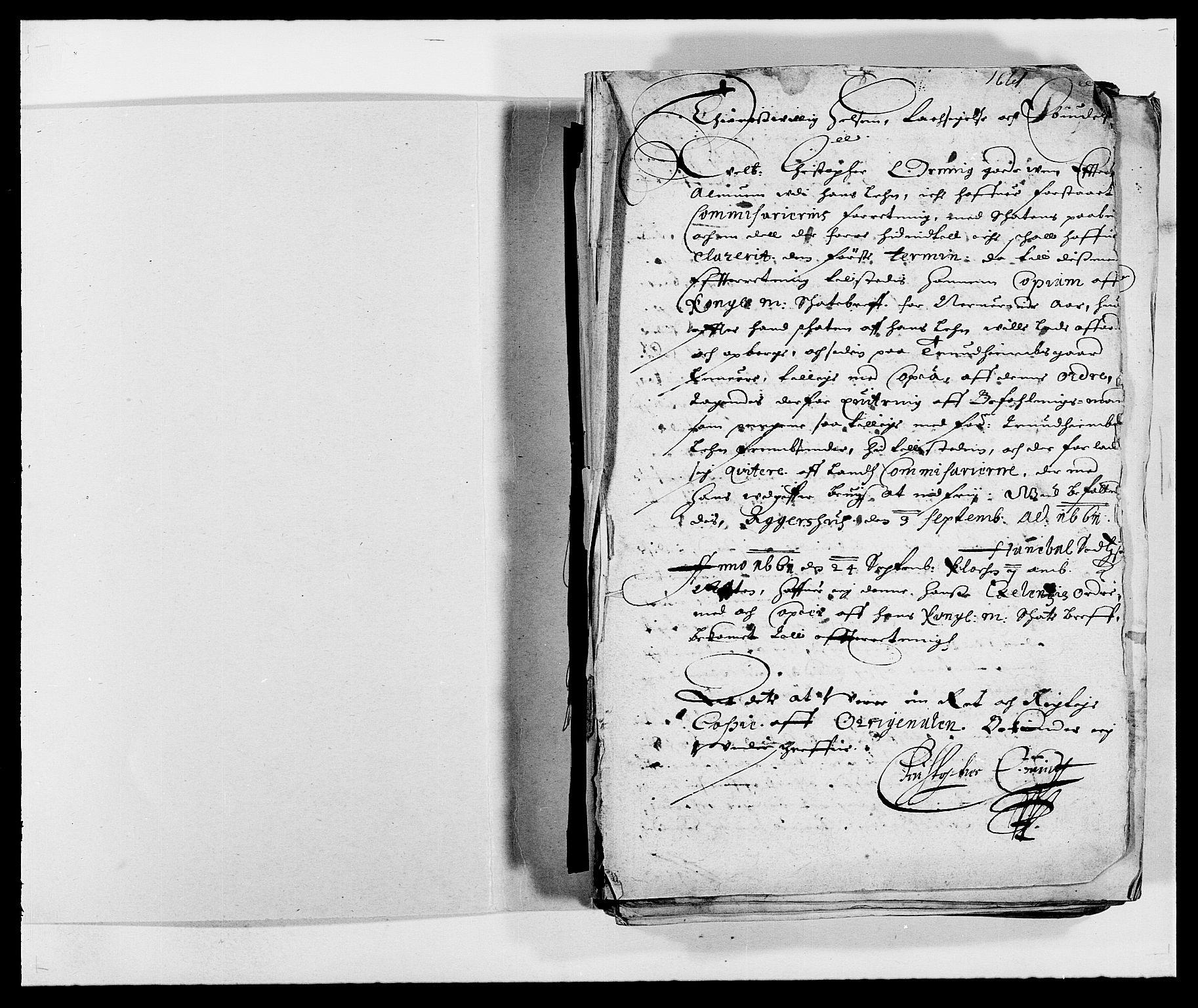 RA, Rentekammeret inntil 1814, Reviderte regnskaper, Fogderegnskap, R69/L4849: Fogderegnskap Finnmark/Vardøhus, 1661-1679, s. 2