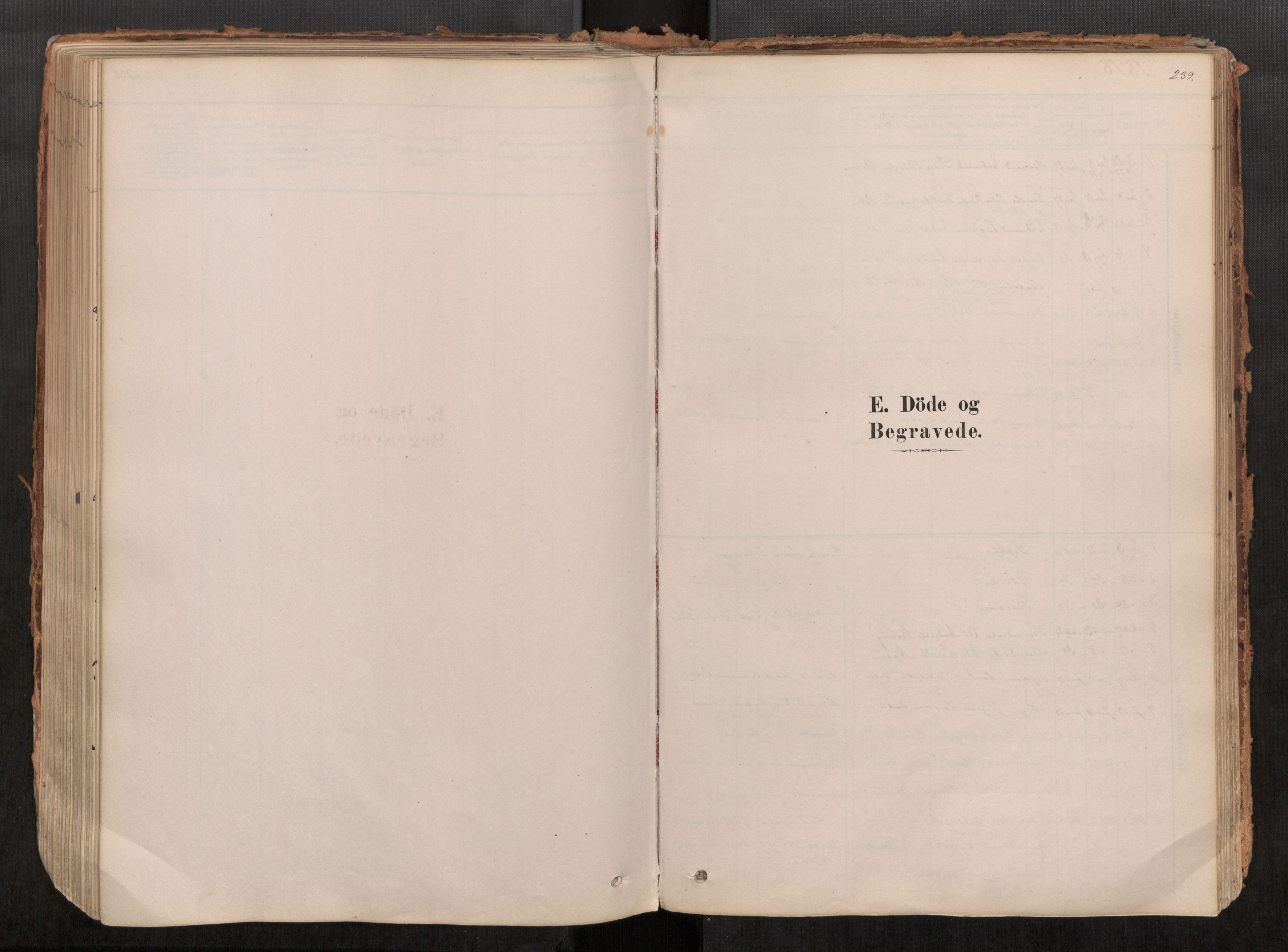 SAT, Grytten sokneprestkontor, Ministerialbok nr. 545A03, 1878-1920, s. 239